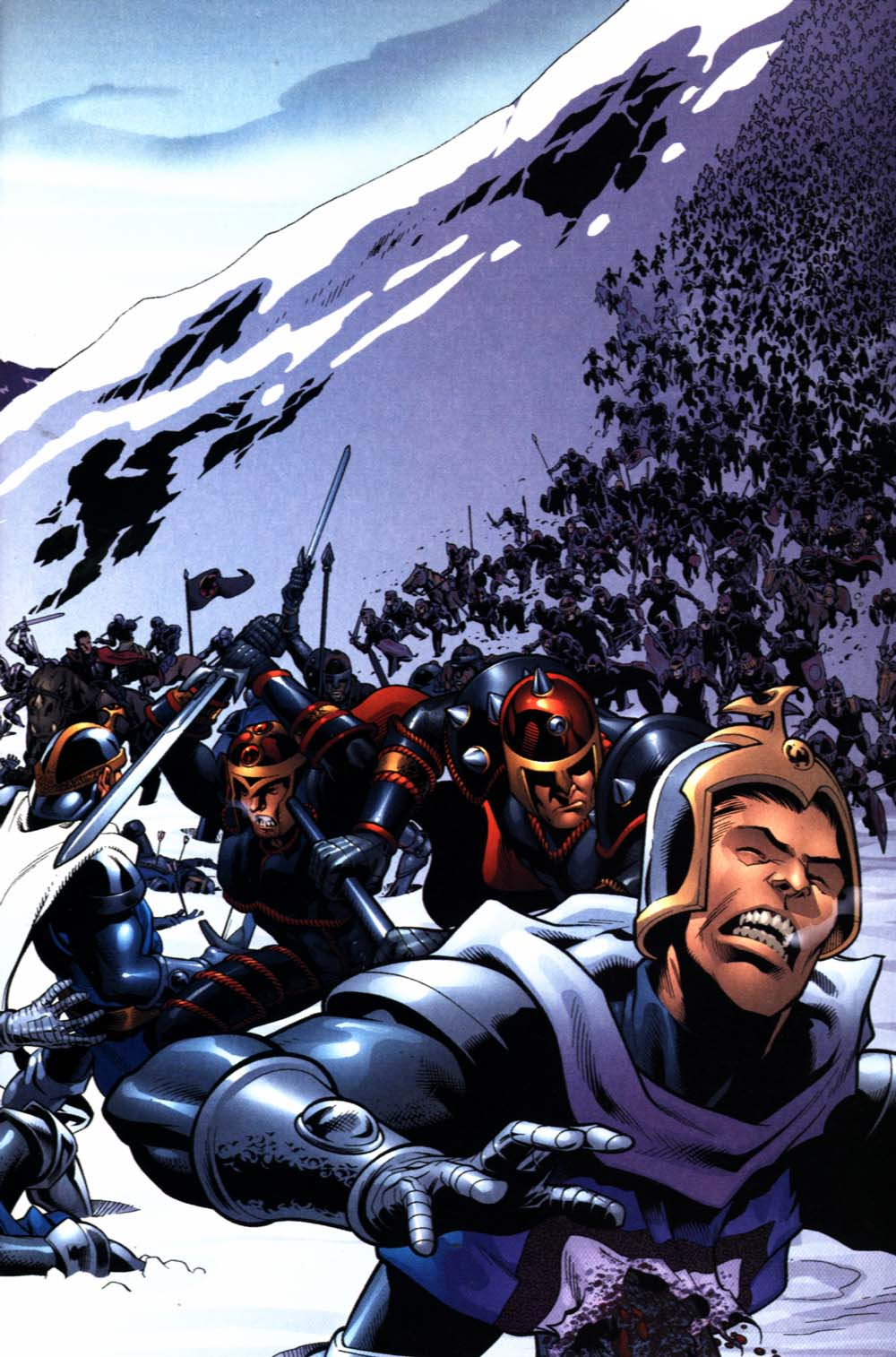 Read online Scion comic -  Issue #22 - 9