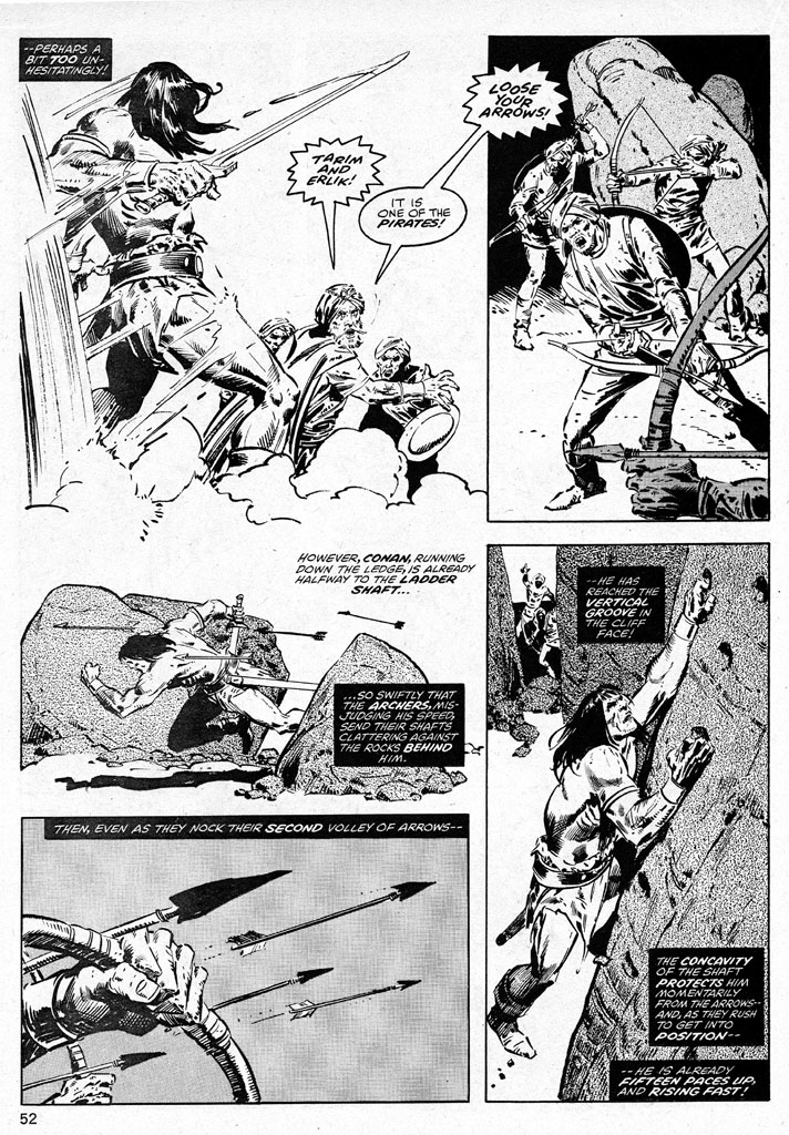The Savage Sword Of Conan Issue #38 #39 - English 52