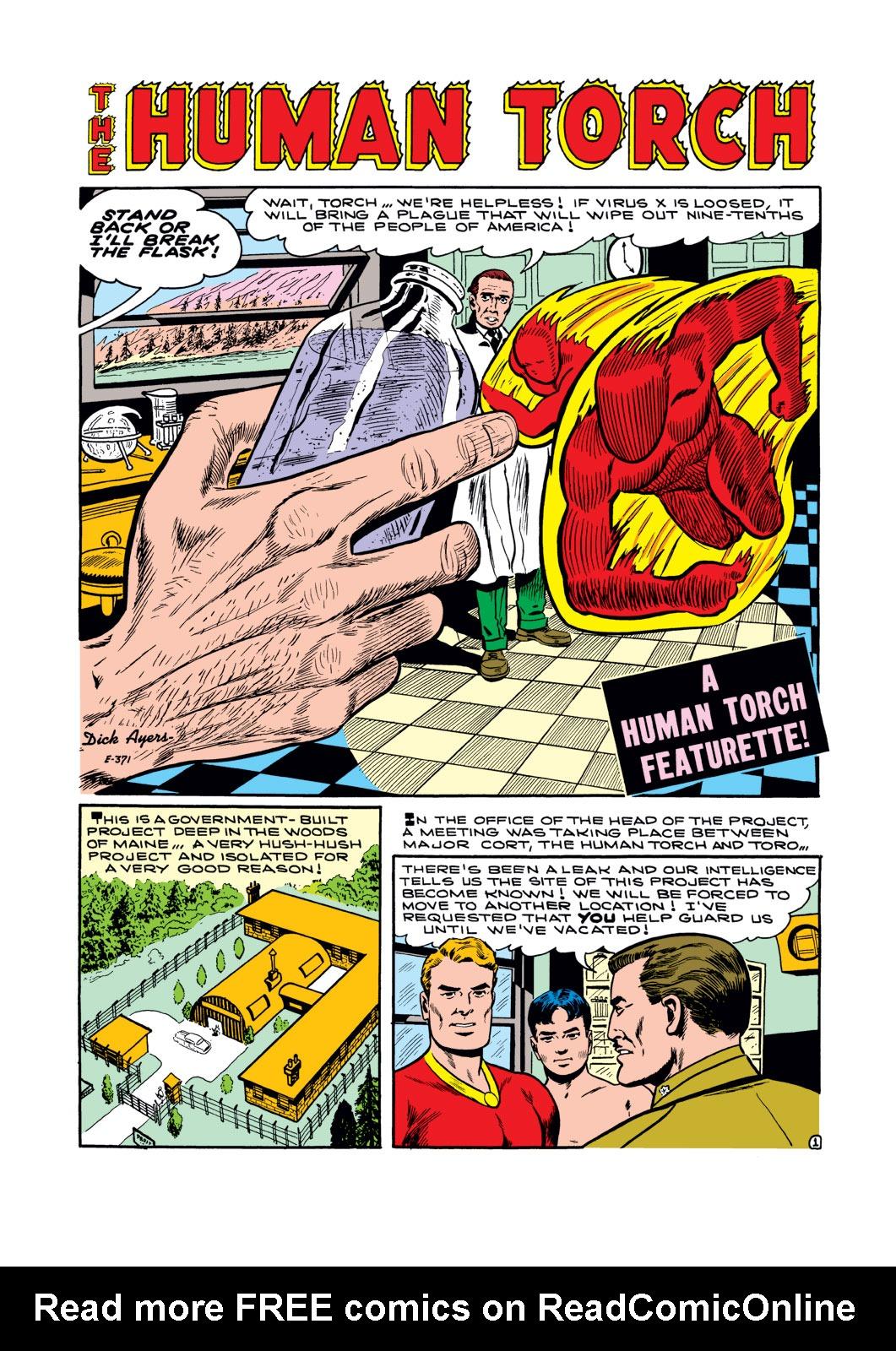 Sub-Mariner Comics #34 #34 - English 14