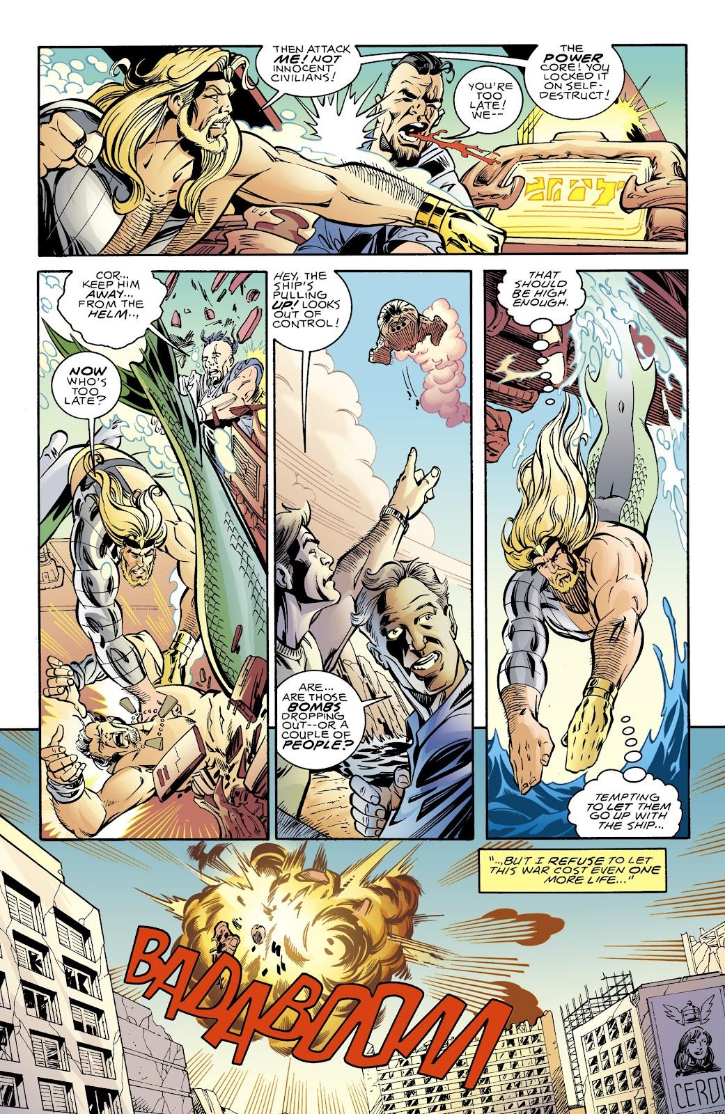 Aquaman (1994) Issue #70 #76 - English 20