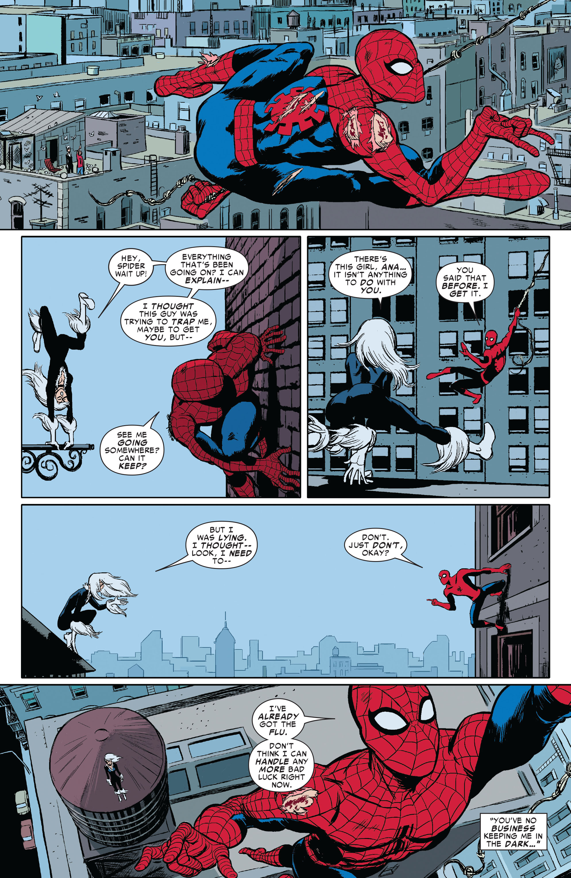 Amazing Spider-Man Presents: Black Cat 3 Page 11