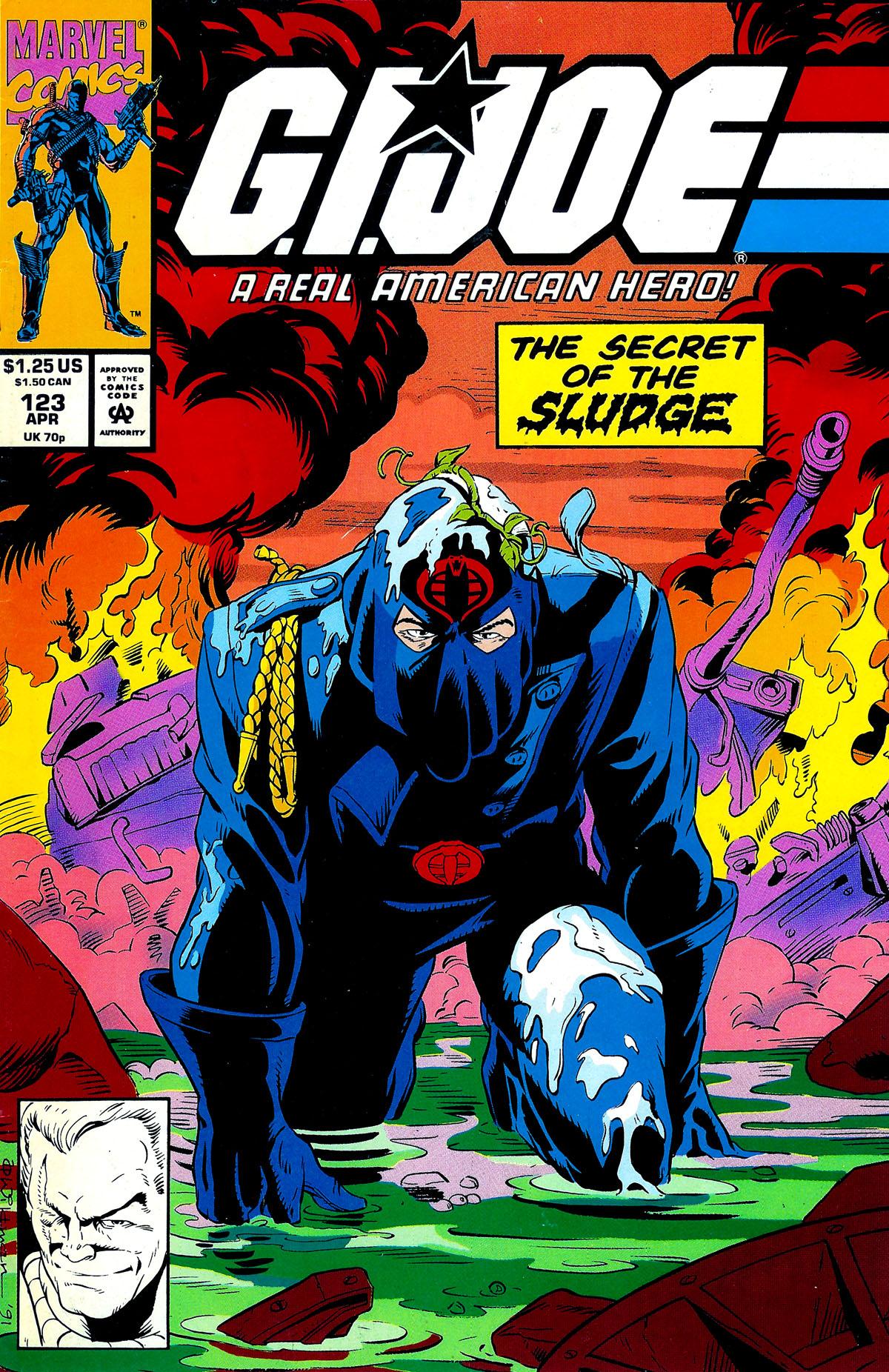 G.I. Joe: A Real American Hero 123 Page 1
