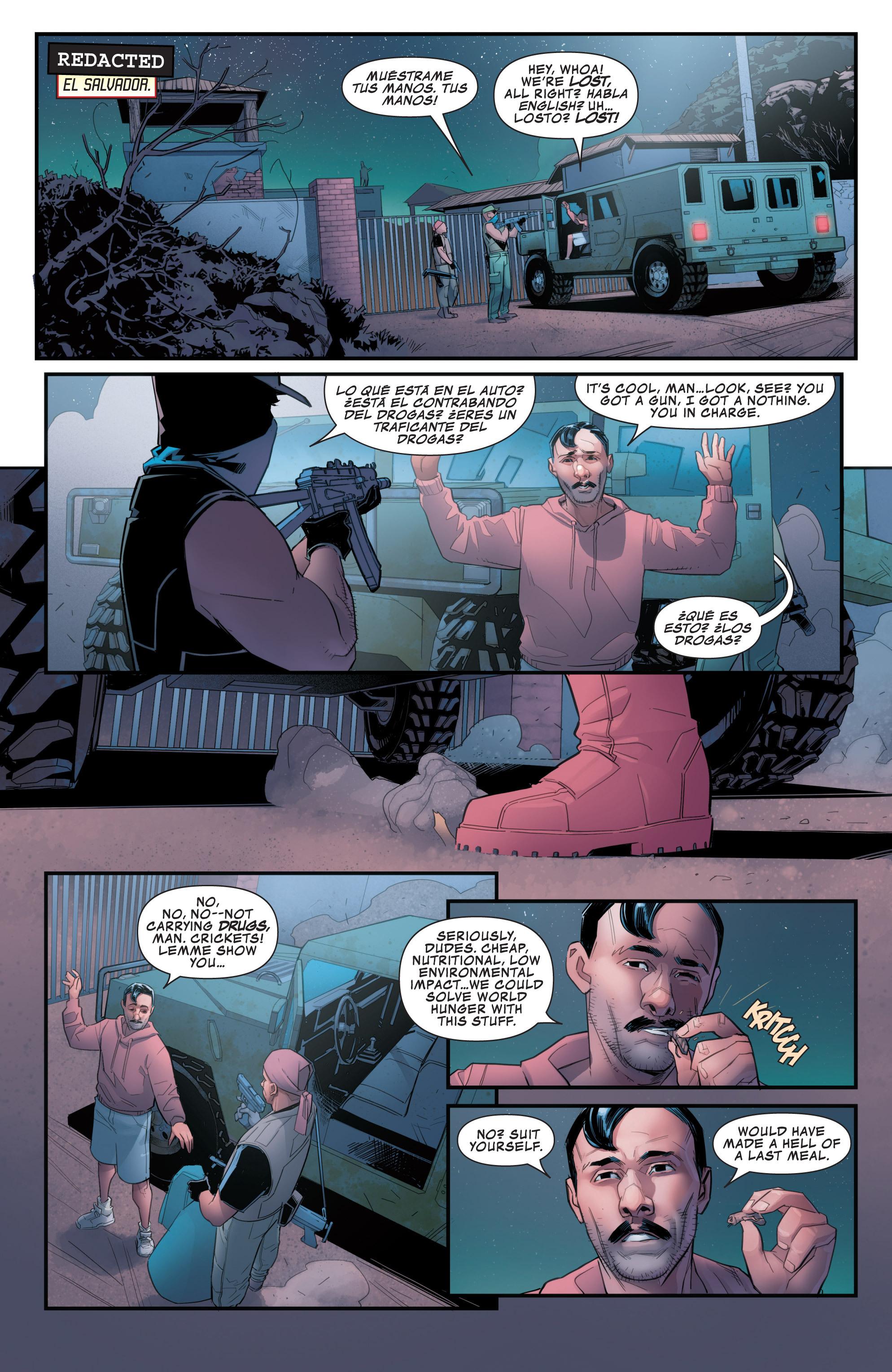 Read online Avengers Assemble (2012) comic -  Issue #23 - 4