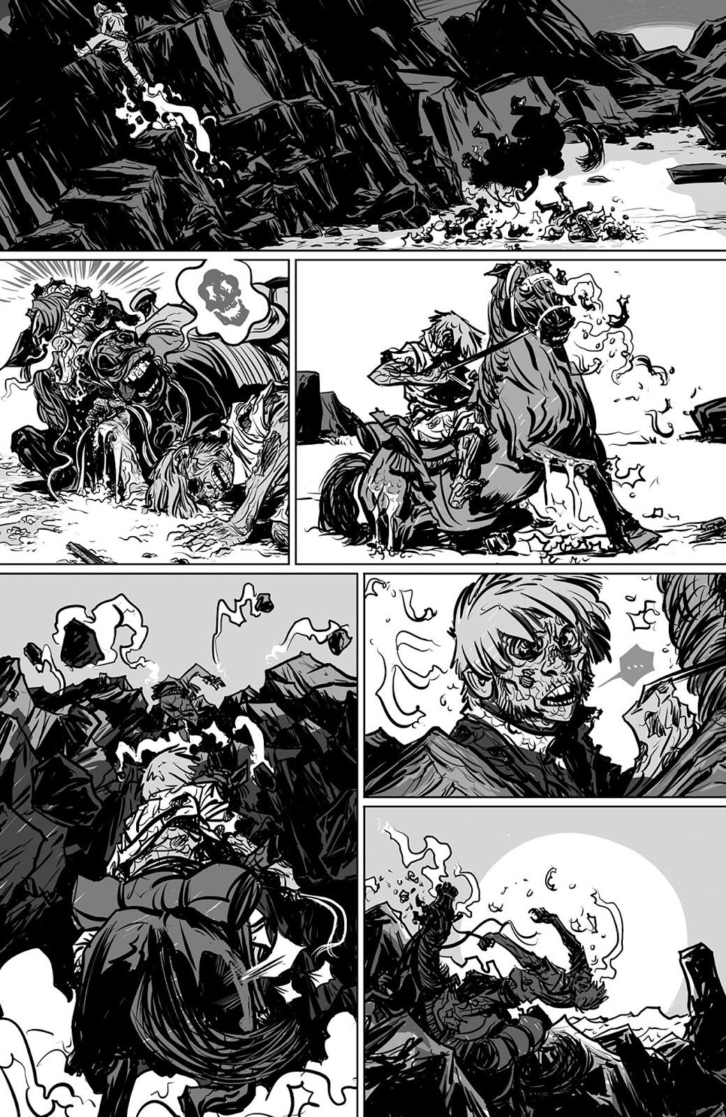 Creepy (2009) Issue #6 #6 - English 8