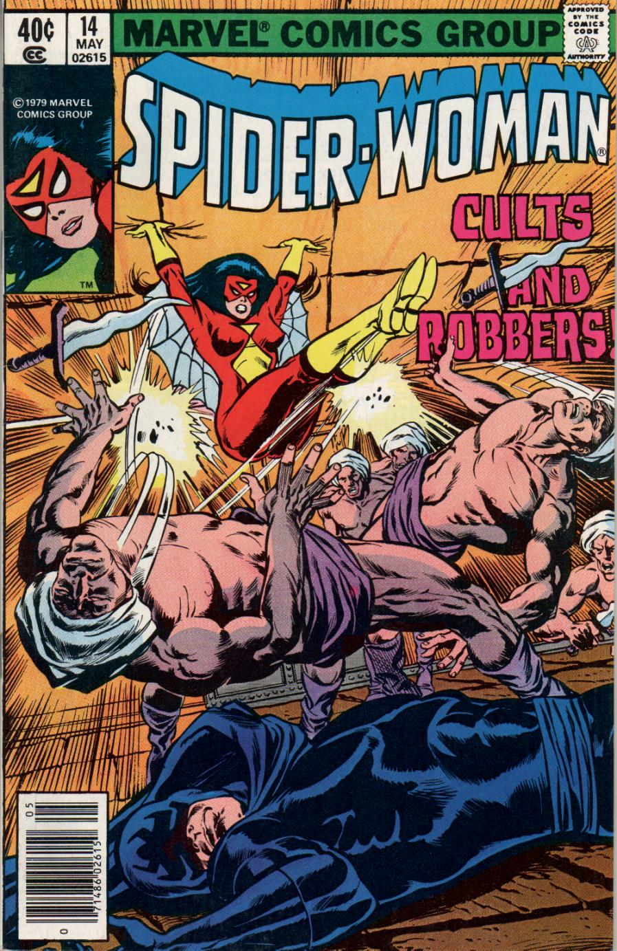 Spider-Woman (1978) Issue #14 #14 - English 1