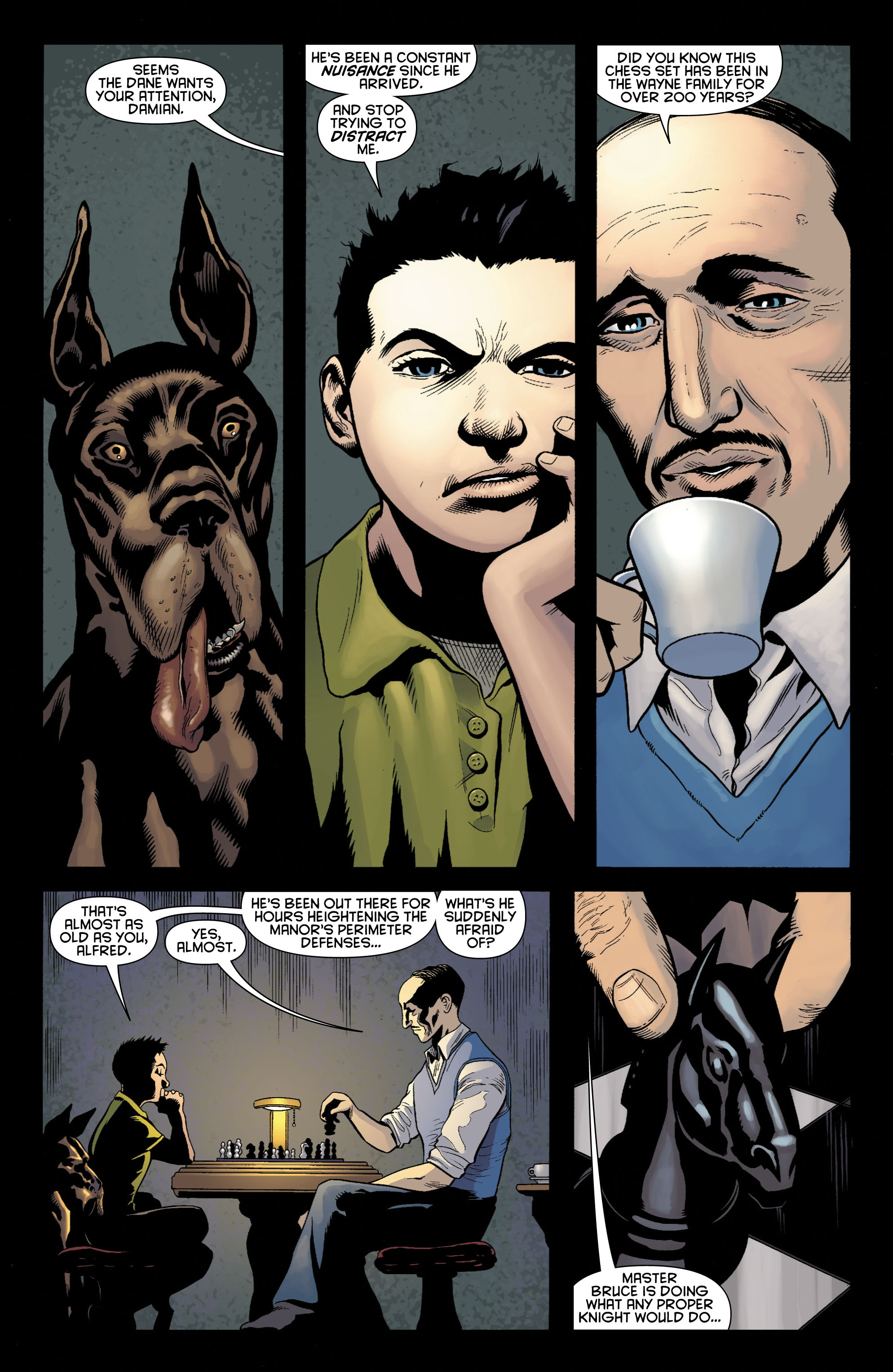 Batman and Robin (2011) chap 1 pic 49