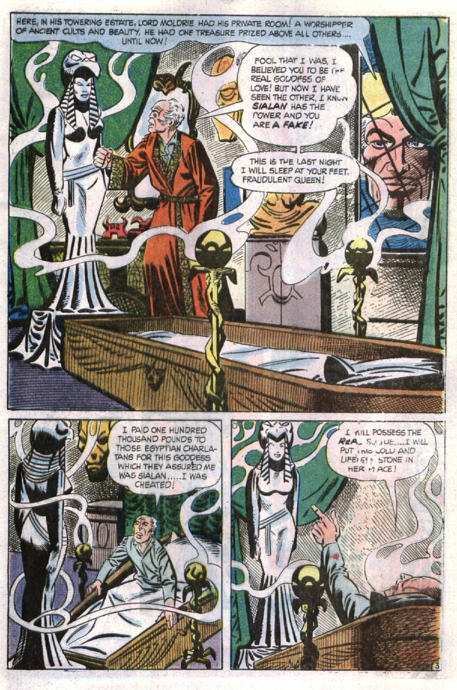 Read online Scary Tales comic -  Issue #23 - 5