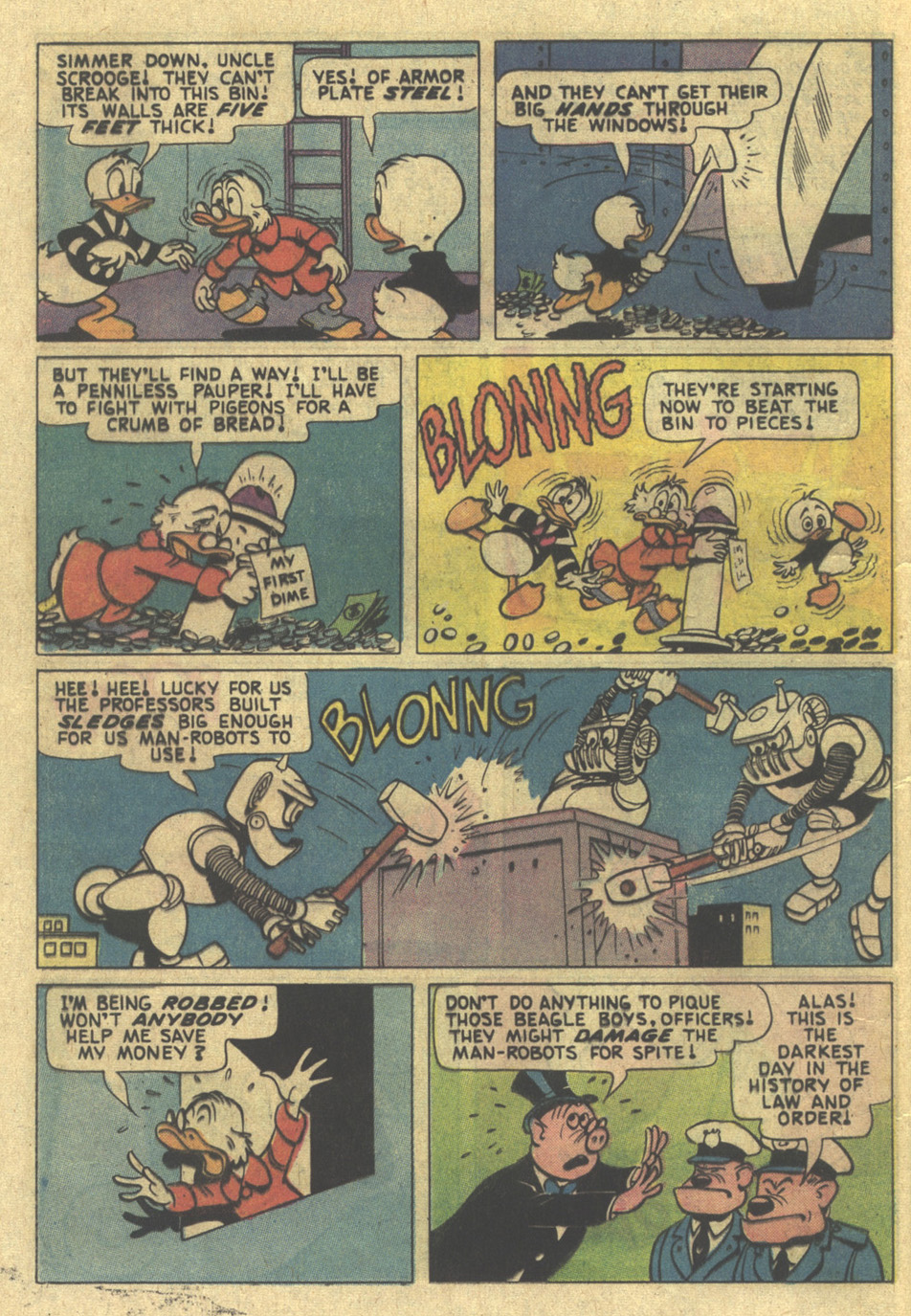 Uncle Scrooge (1953) Issue #115 #115 - English 12