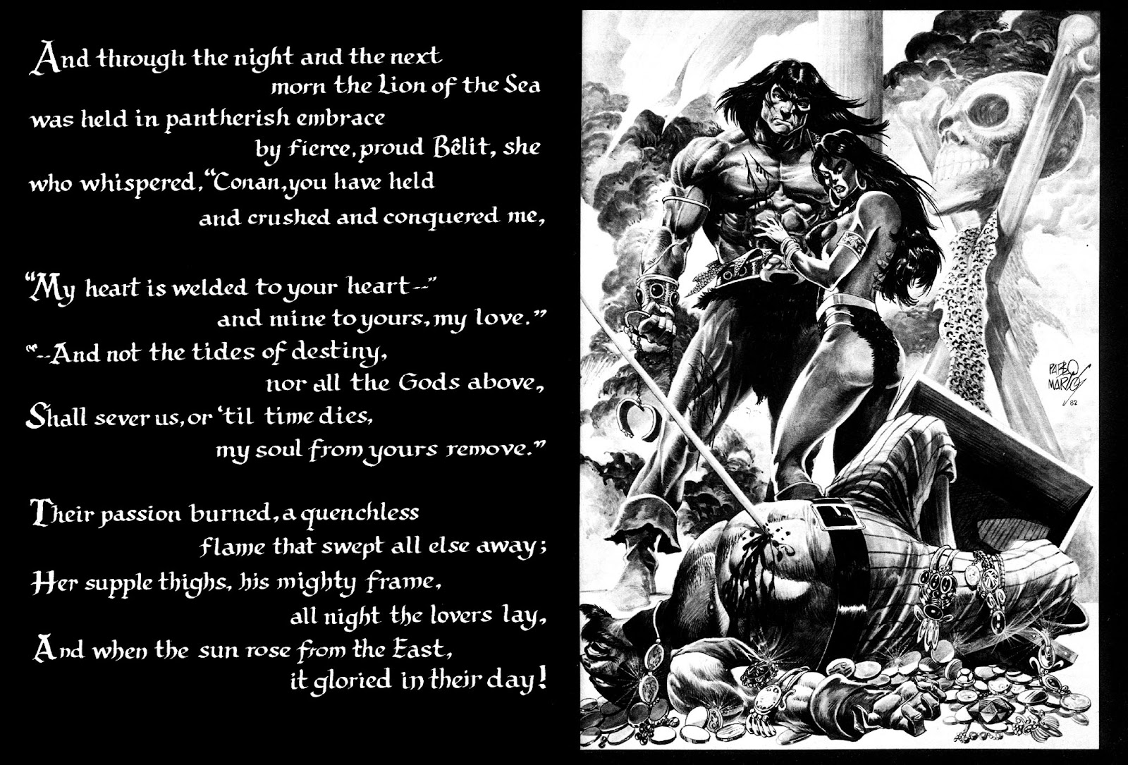 The Savage Sword Of Conan Issue #86 #87 - English 59
