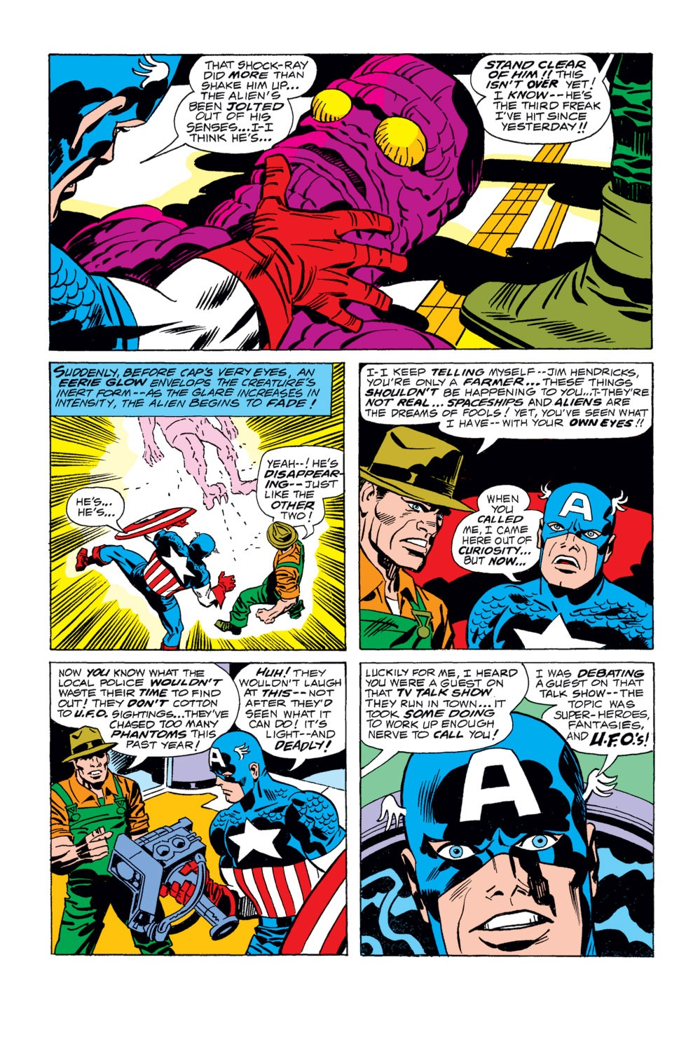 Captain America (1968) _Annual 3 #3 - English 4