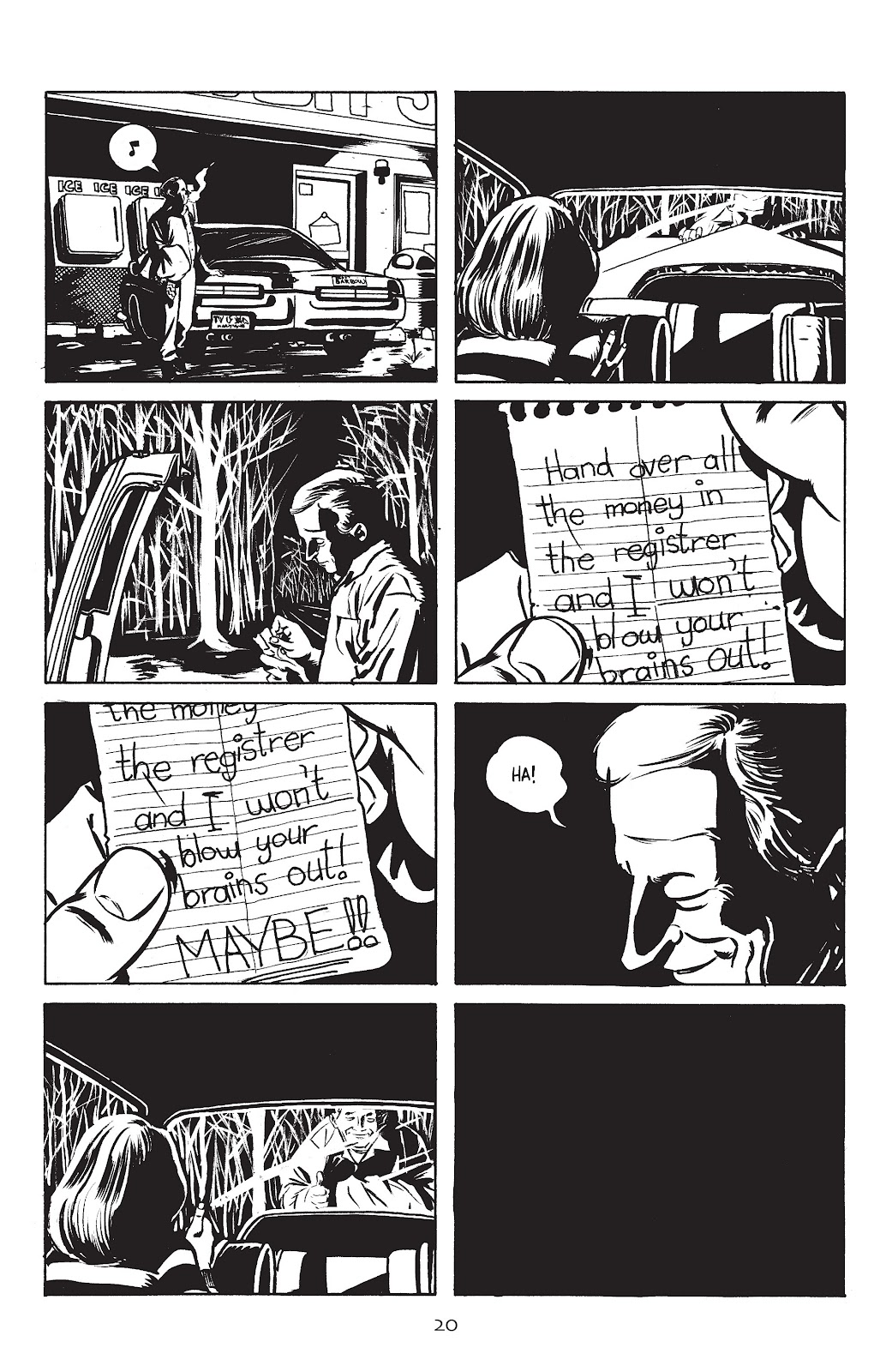 Stray Bullets Issue #4 #4 - English 22