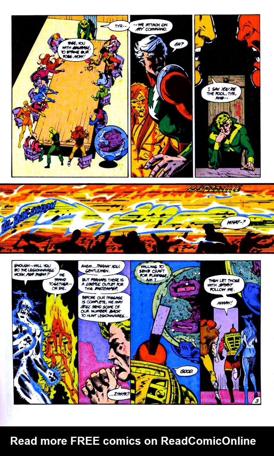 Tales of the Legion Issue #329 #16 - English 4