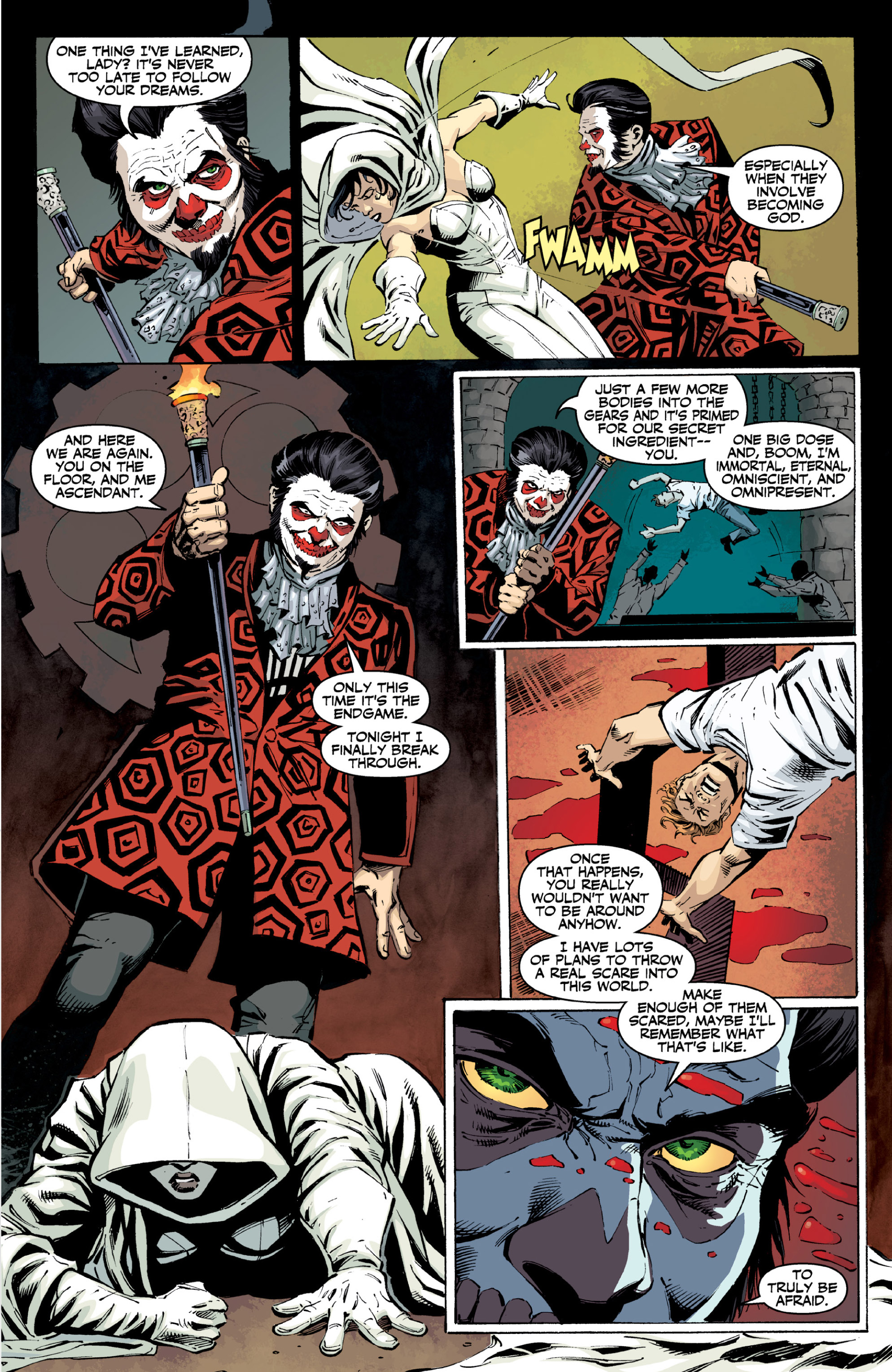 Read online Ghost (2013) comic -  Issue # TPB 2 - 84