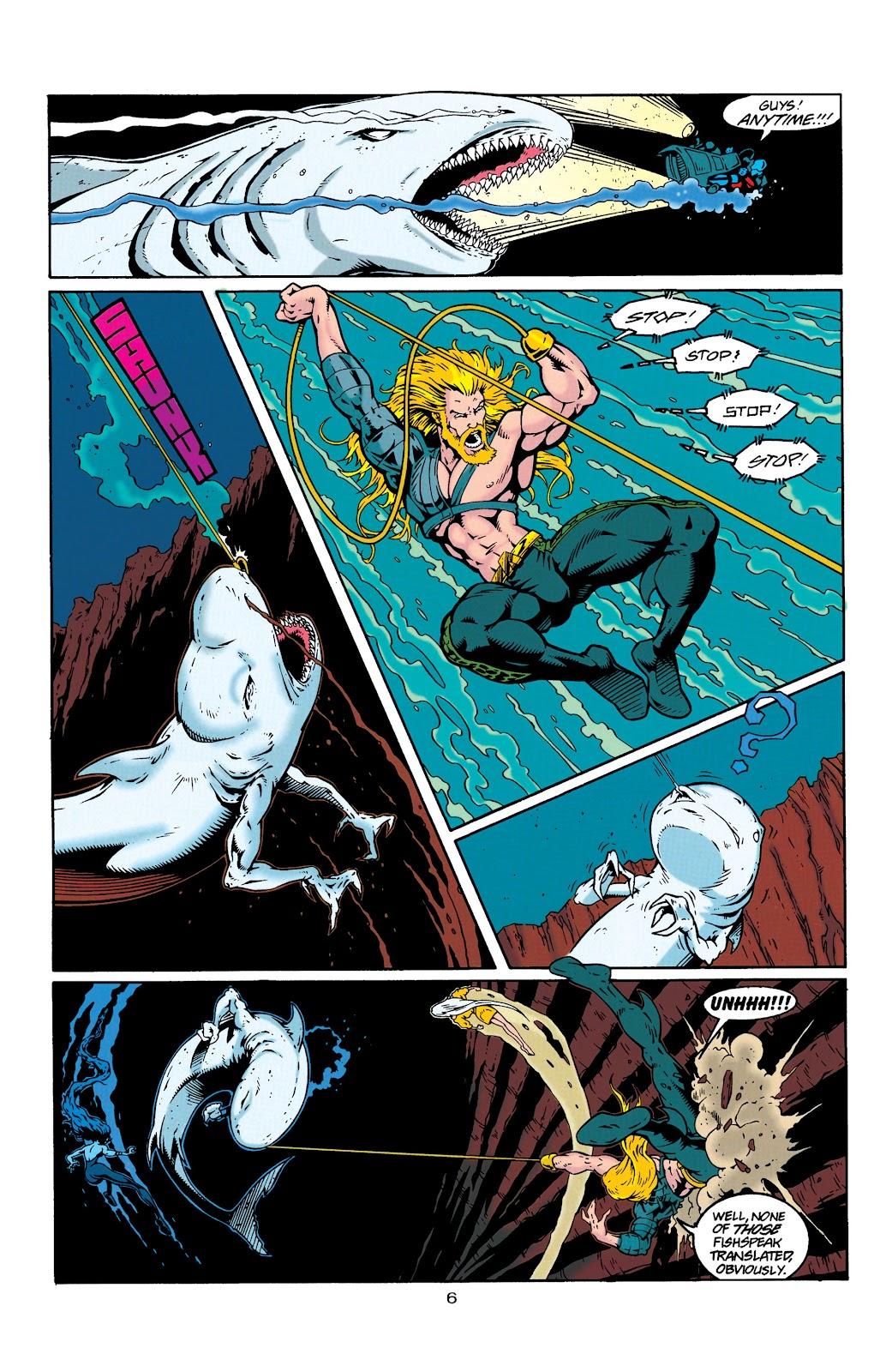 Aquaman (1994) Issue #29 #35 - English 6