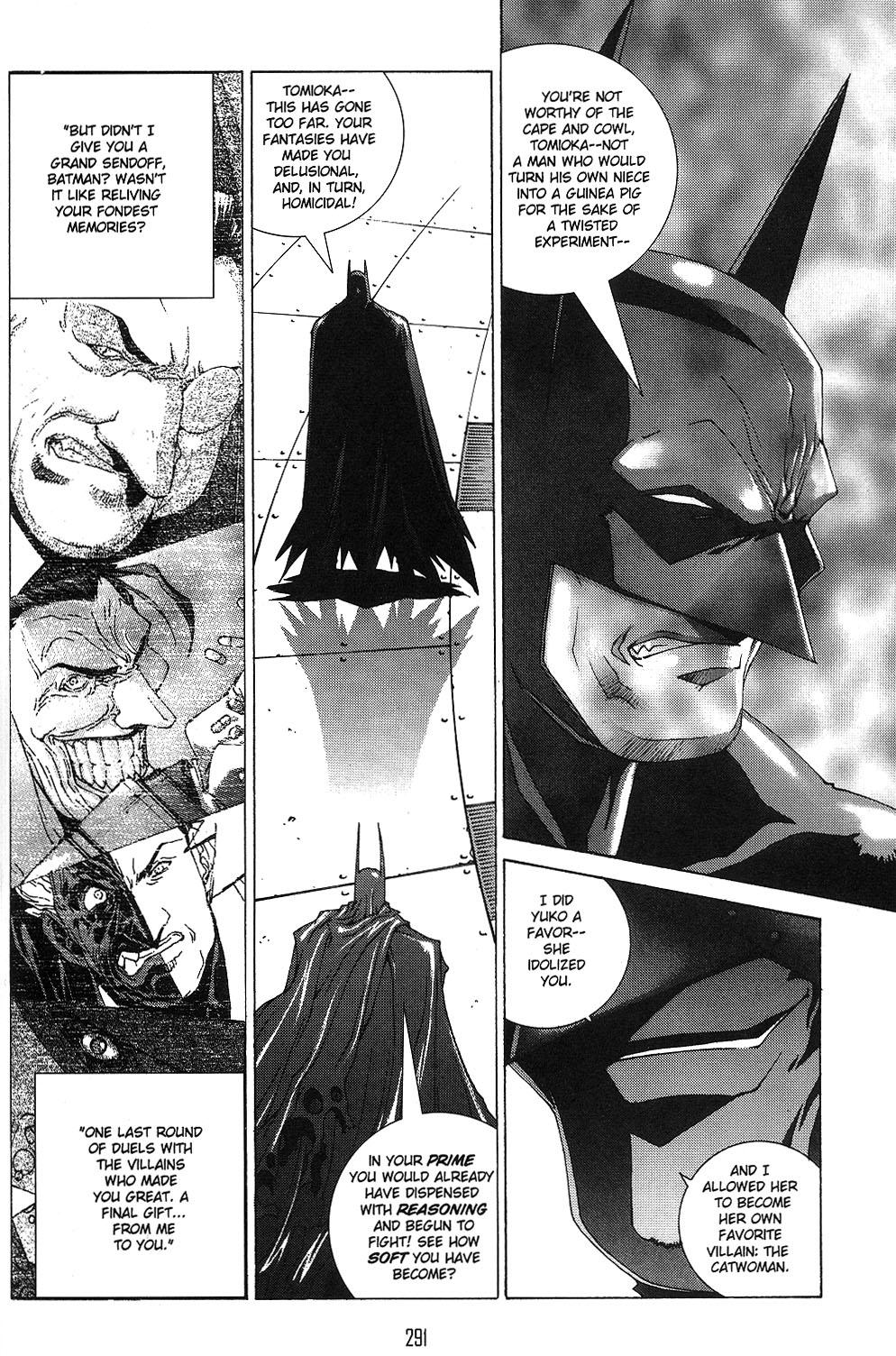 Read online Batman: Child of Dreams comic -  Issue # Full - 276