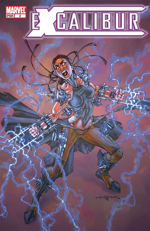 Excalibur (2004) Issue #3 #3 - English 1