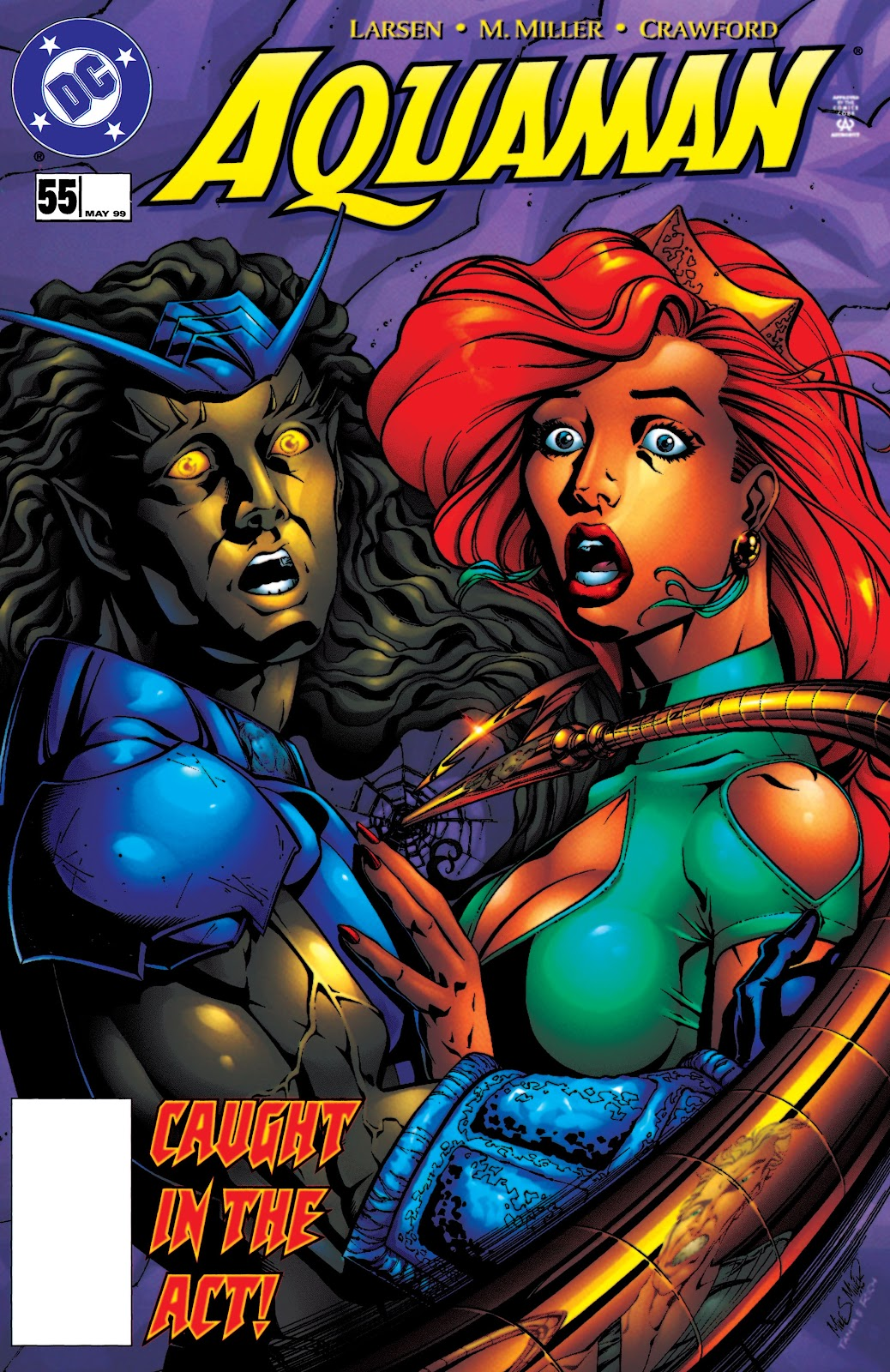 Aquaman (1994) Issue #55 #61 - English 1