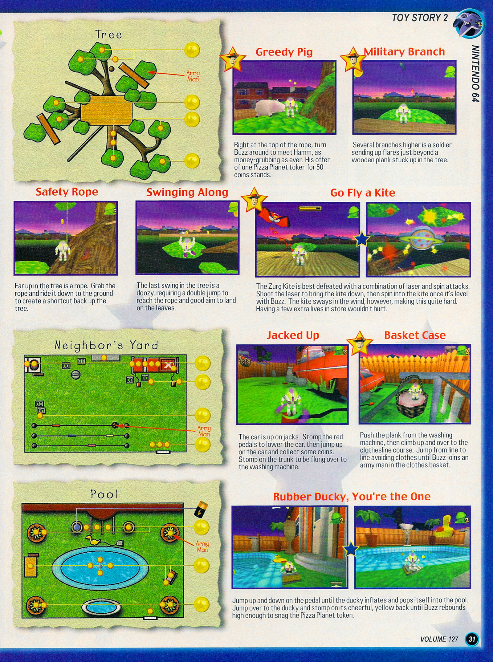 Nintendo Power #127 #127 - English 33