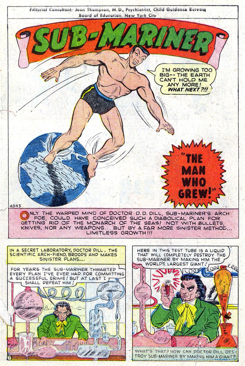 Sub-Mariner Comics #31 #31 - English 2