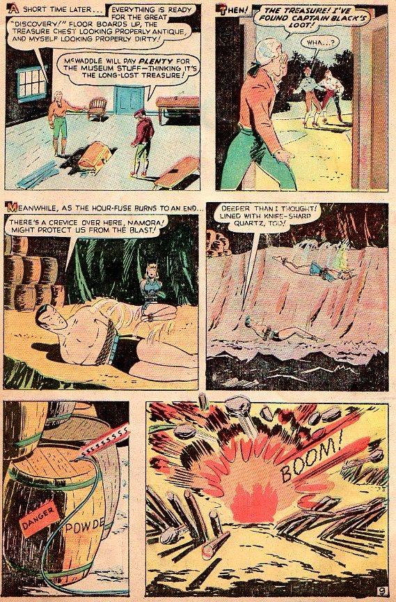 Sub-Mariner Comics #26 #26 - English 31