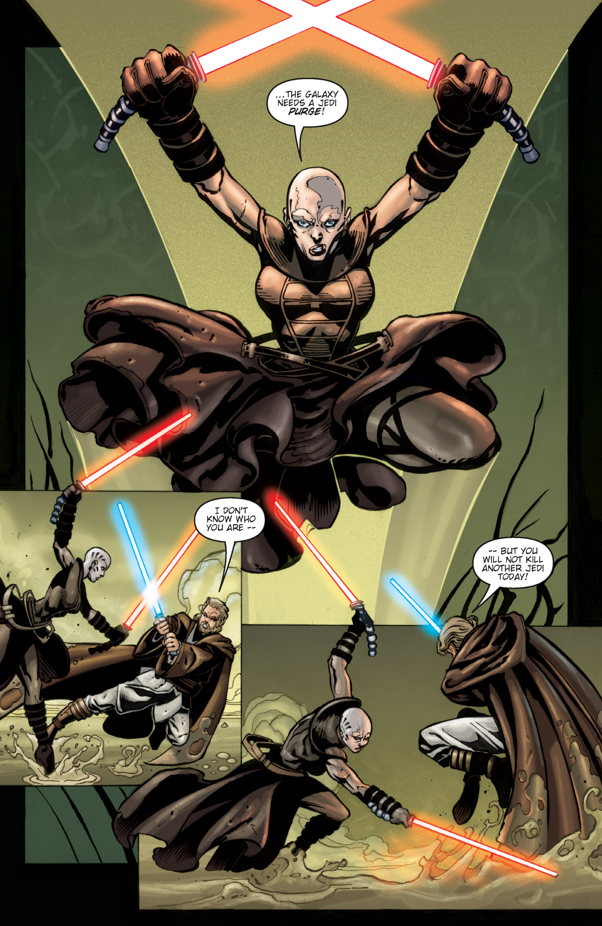 Star Wars Legends Epic Collection: The Clone Wars chap 1 pic 127