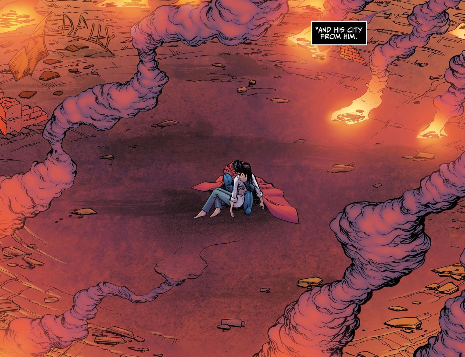 Injustice: Gods Among Us [I] Issue #4 #5 - English 4