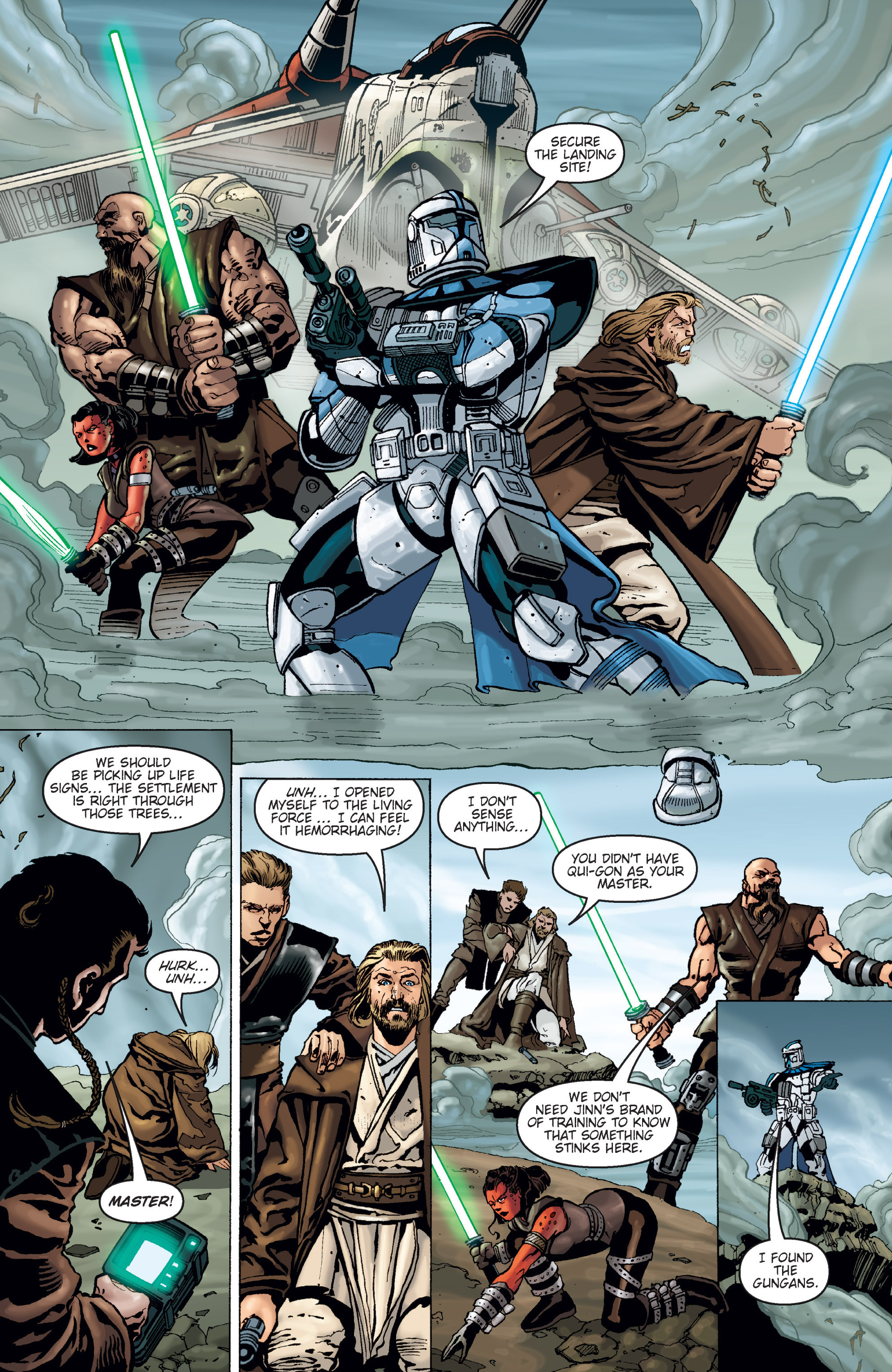 Star Wars Legends Epic Collection: The Clone Wars chap 1 pic 105