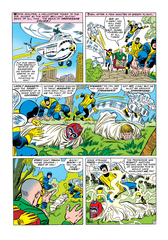 Uncanny X-Men (1963) 11 Page 17