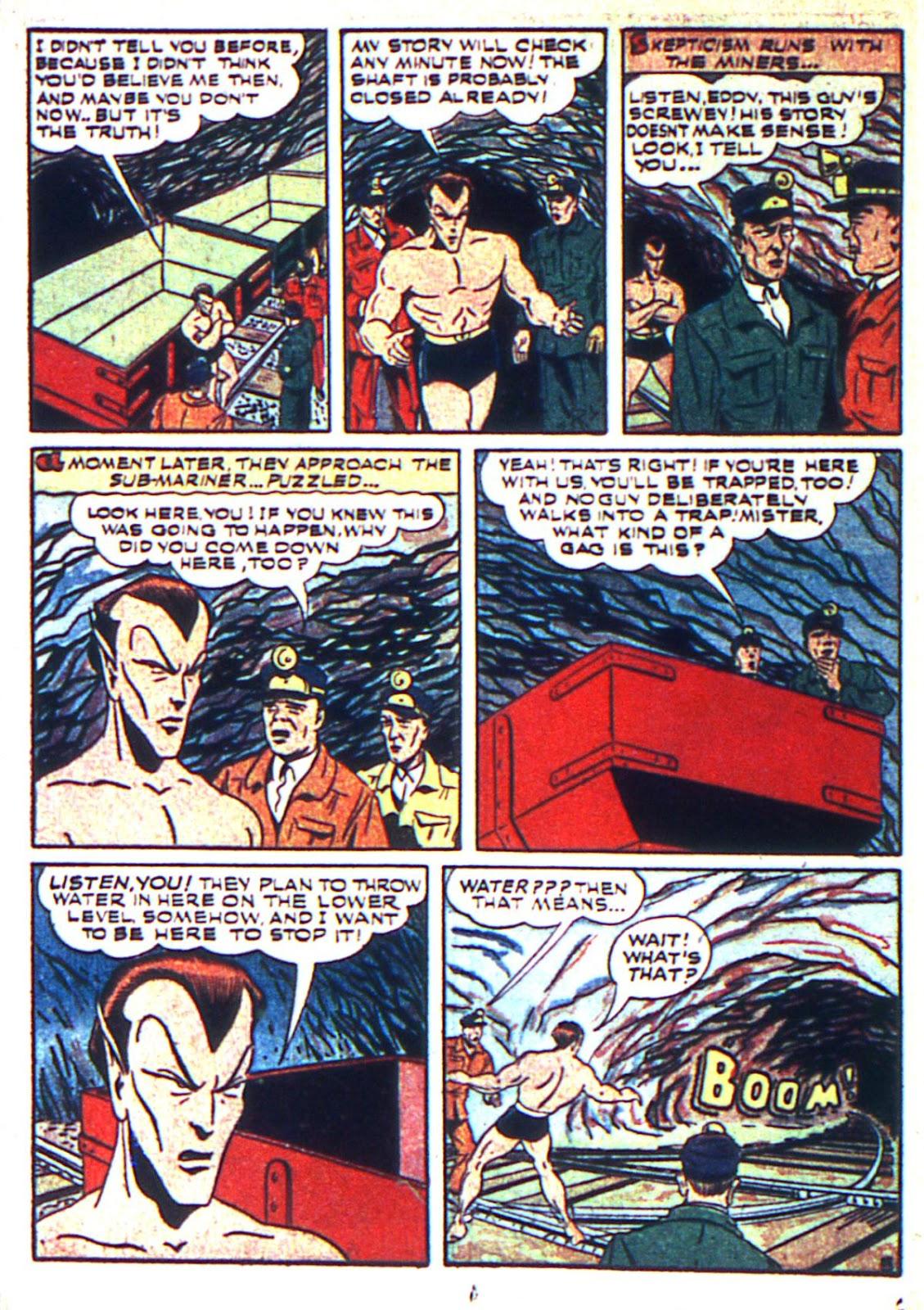 Sub-Mariner Comics Issue #2 #2 - English 28