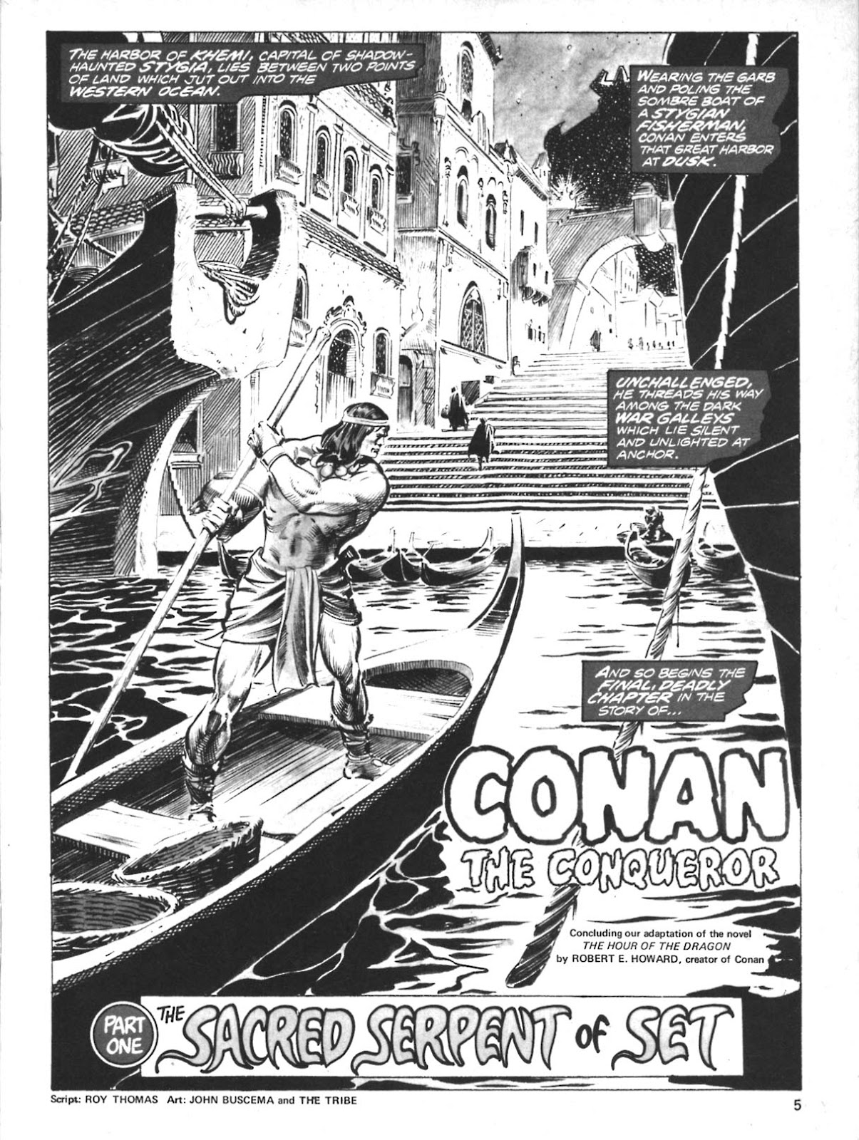 The Savage Sword Of Conan Issue #10 #11 - English 5