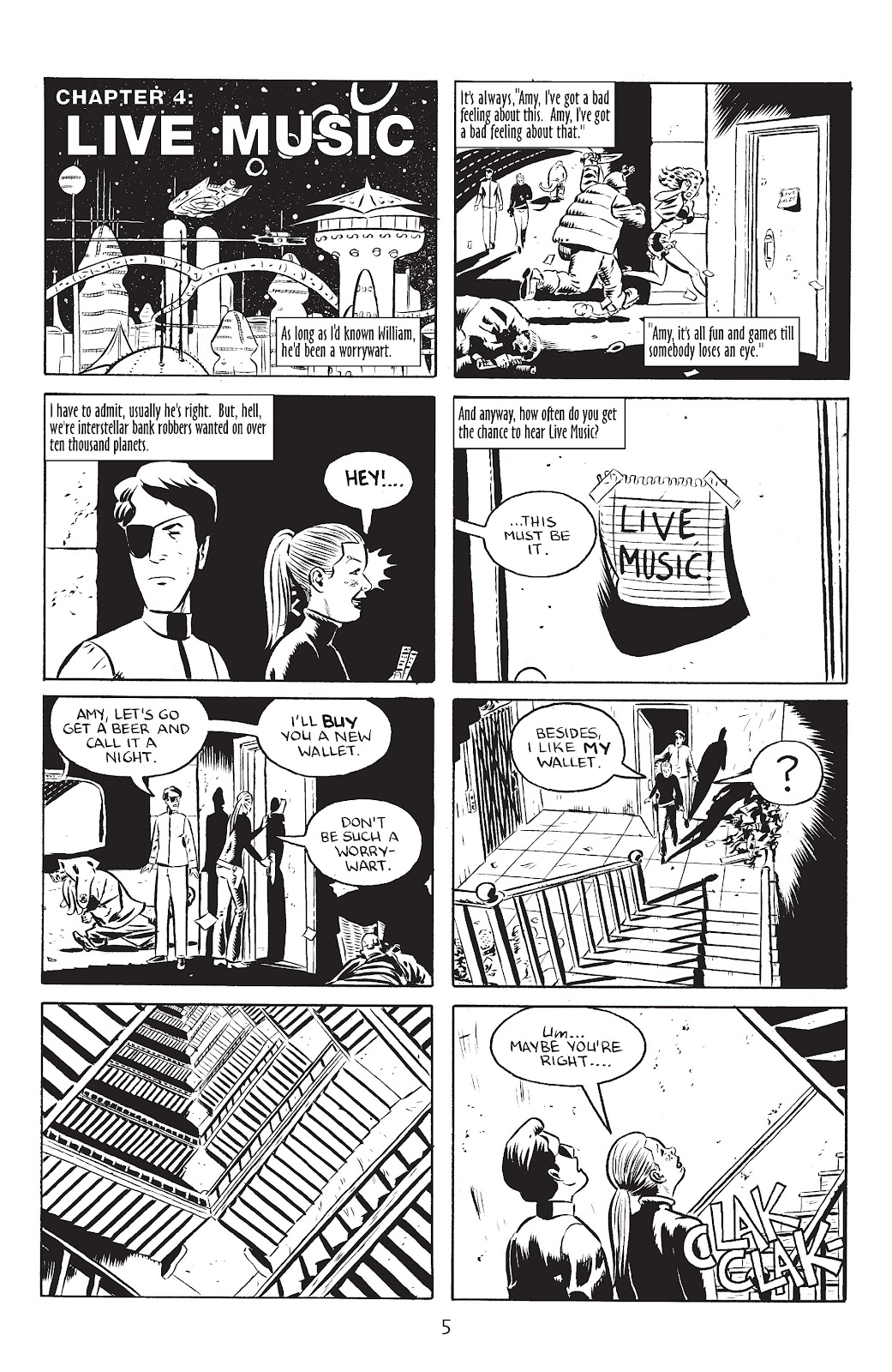 Stray Bullets Issue #26 #26 - English 7