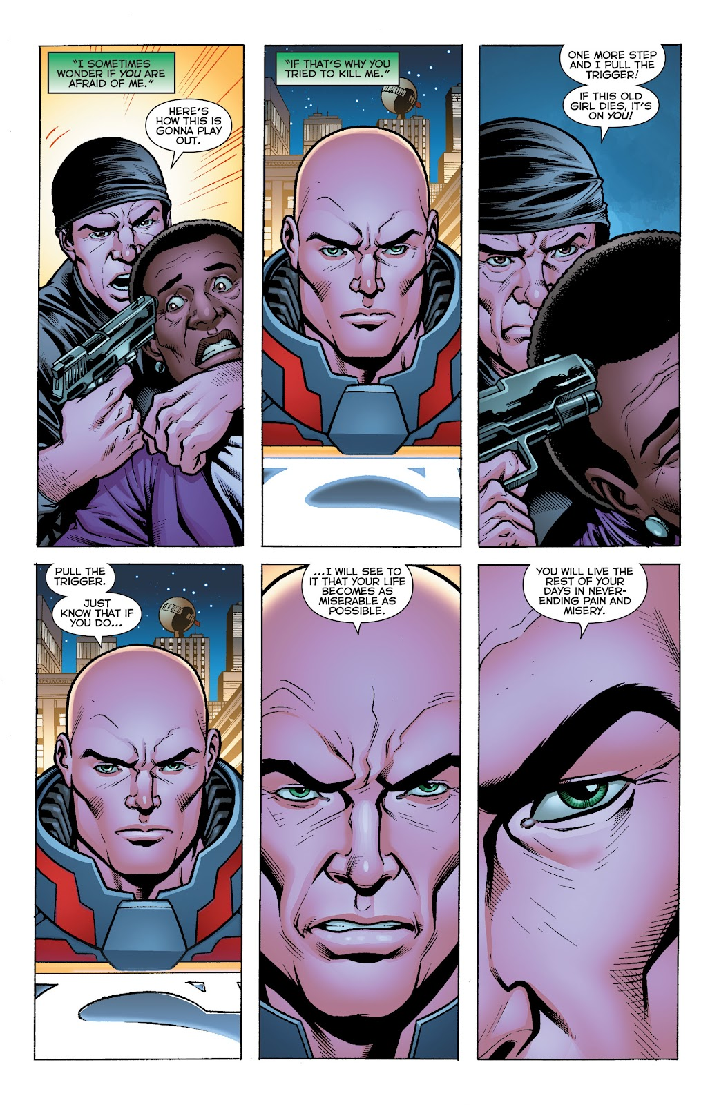 Justice League (2011) Issue #52 #62 - English 15