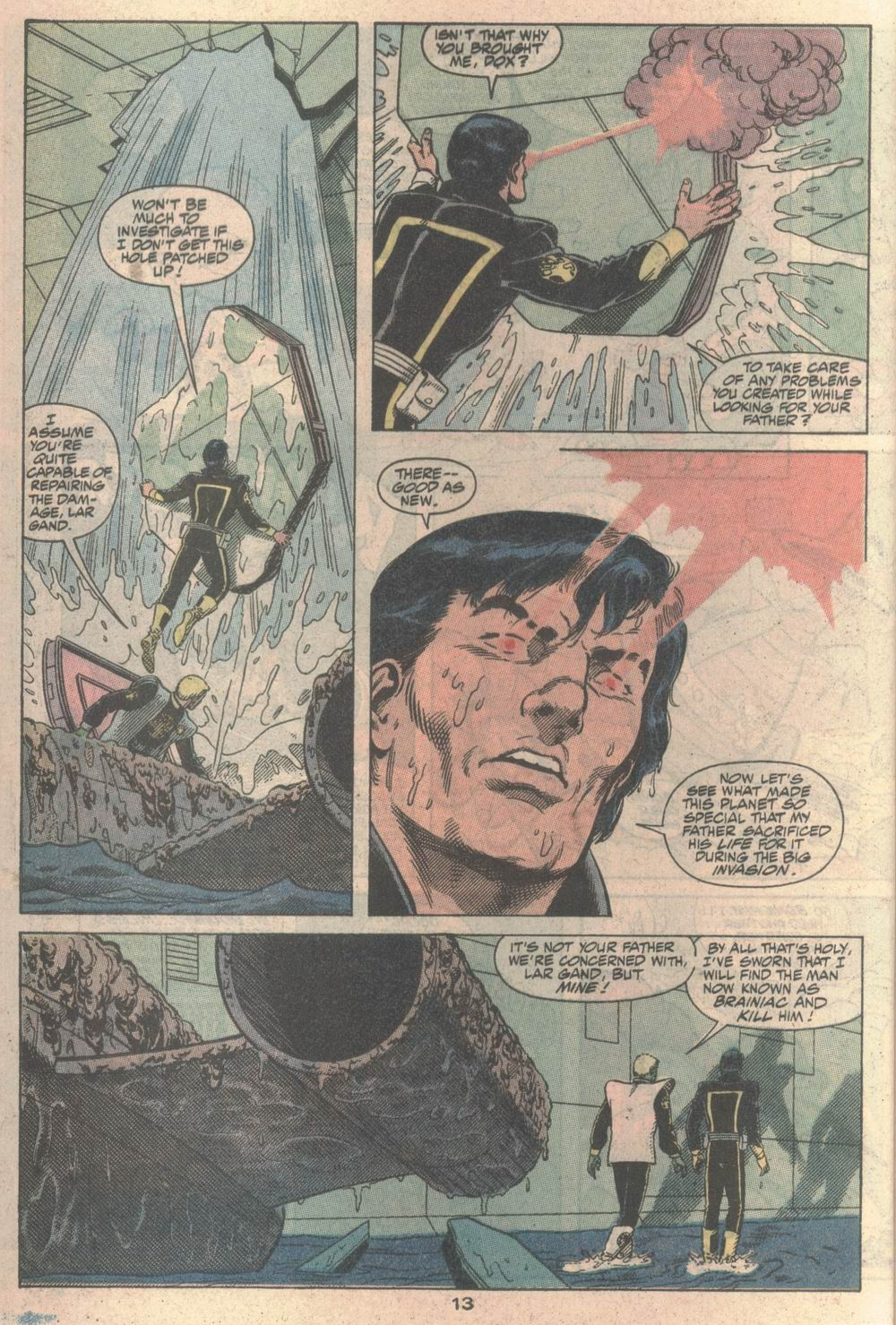 Adventures of Superman (1987) _Annual_2 Page 12