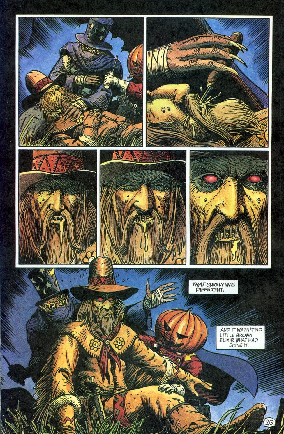 Jonah Hex: Two-Gun Mojo Issue #3 #3 - English 22