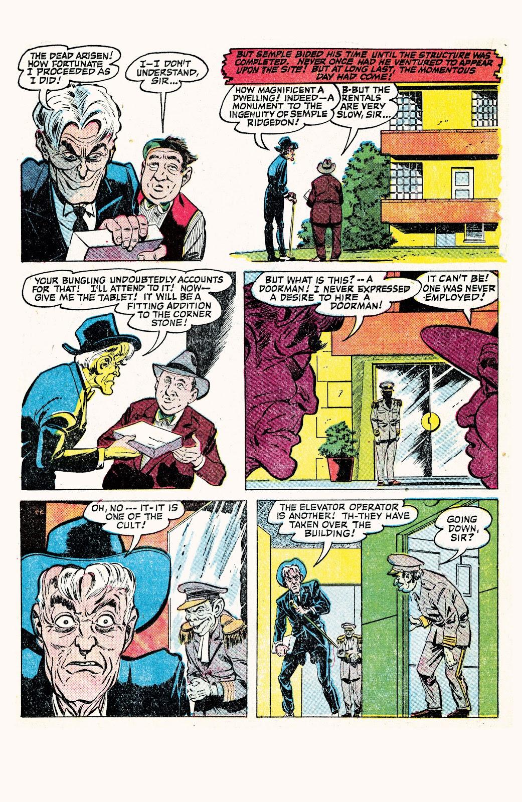 Haunted Horror Issue #10 #10 - English 11