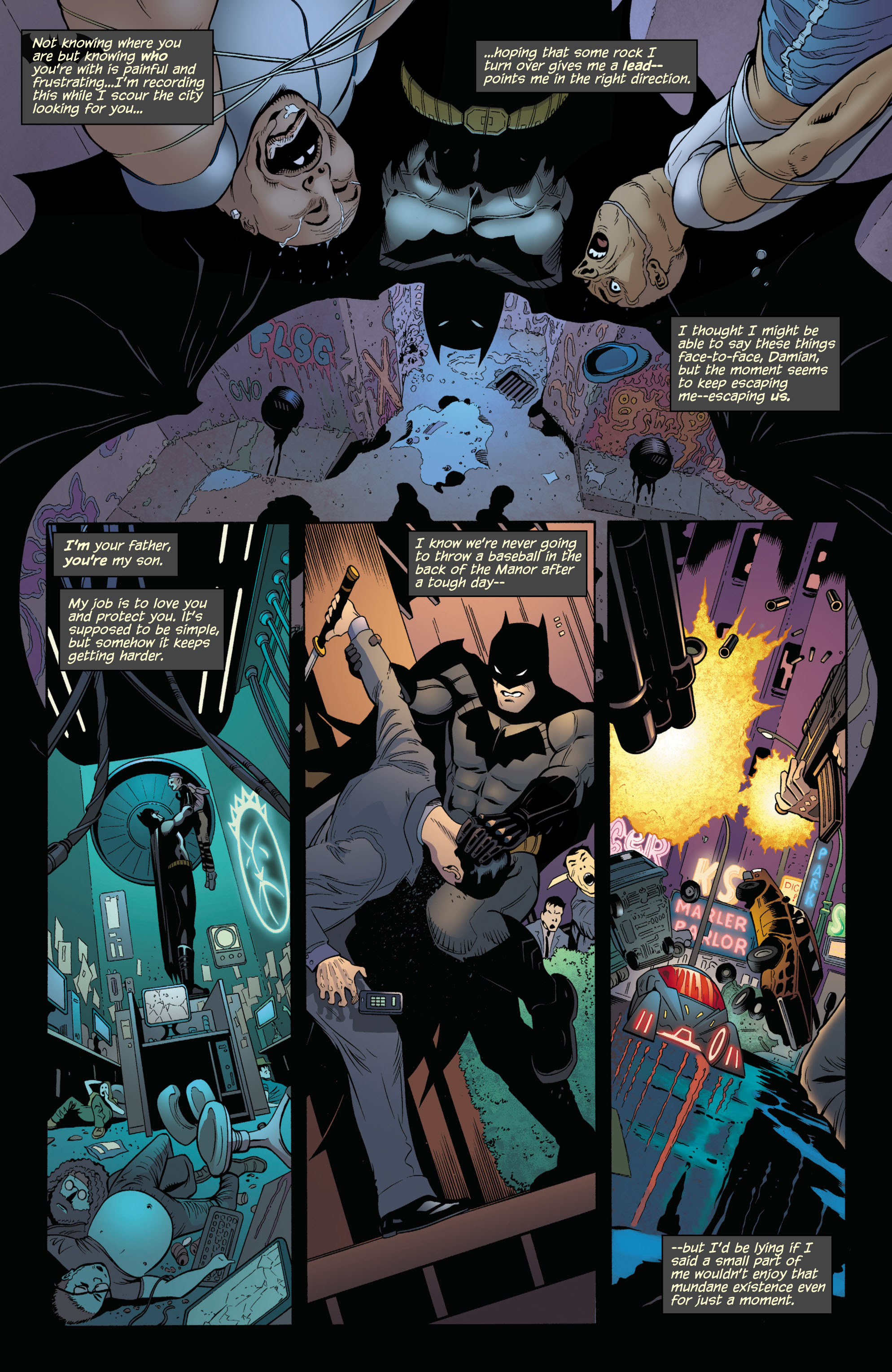 Batman and Robin (2011) chap 1 pic 98