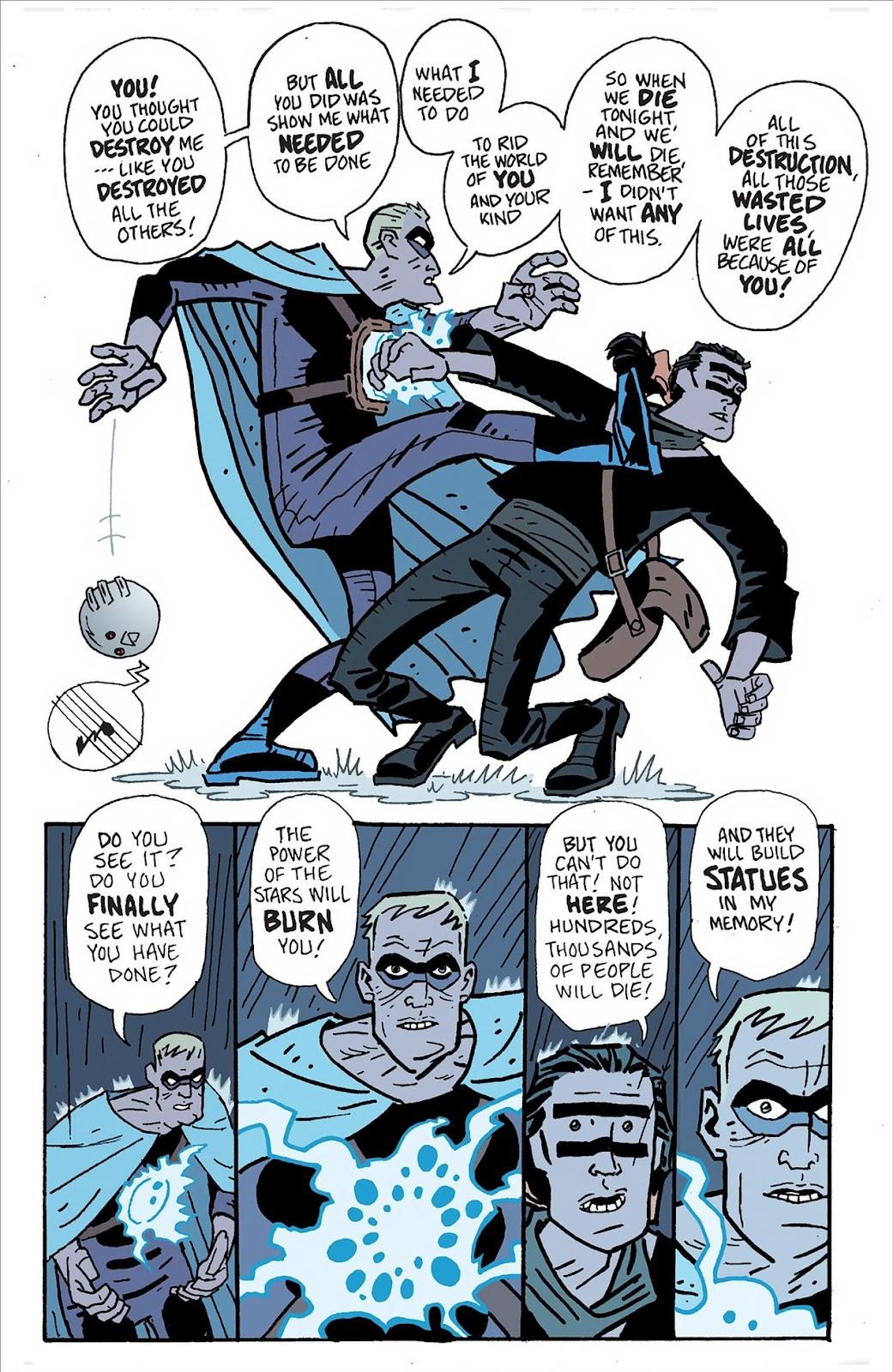 Mudman Issue #3 #3 - English 6