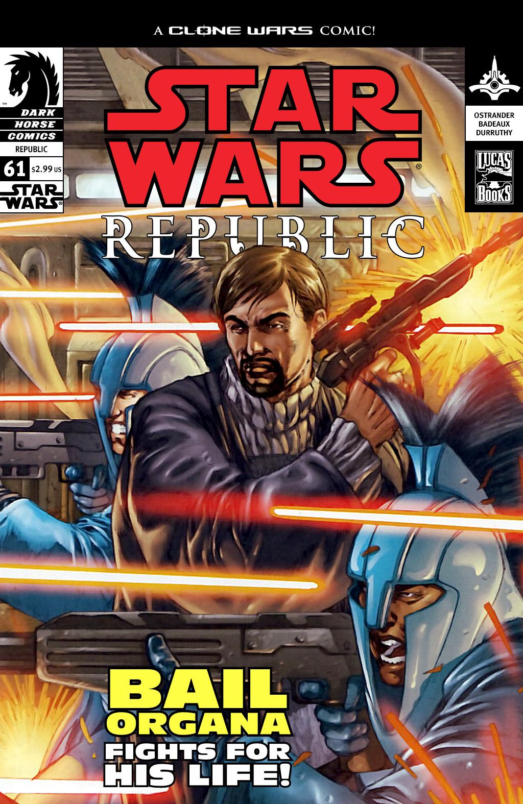 Star Wars: Republic 61 Page 1