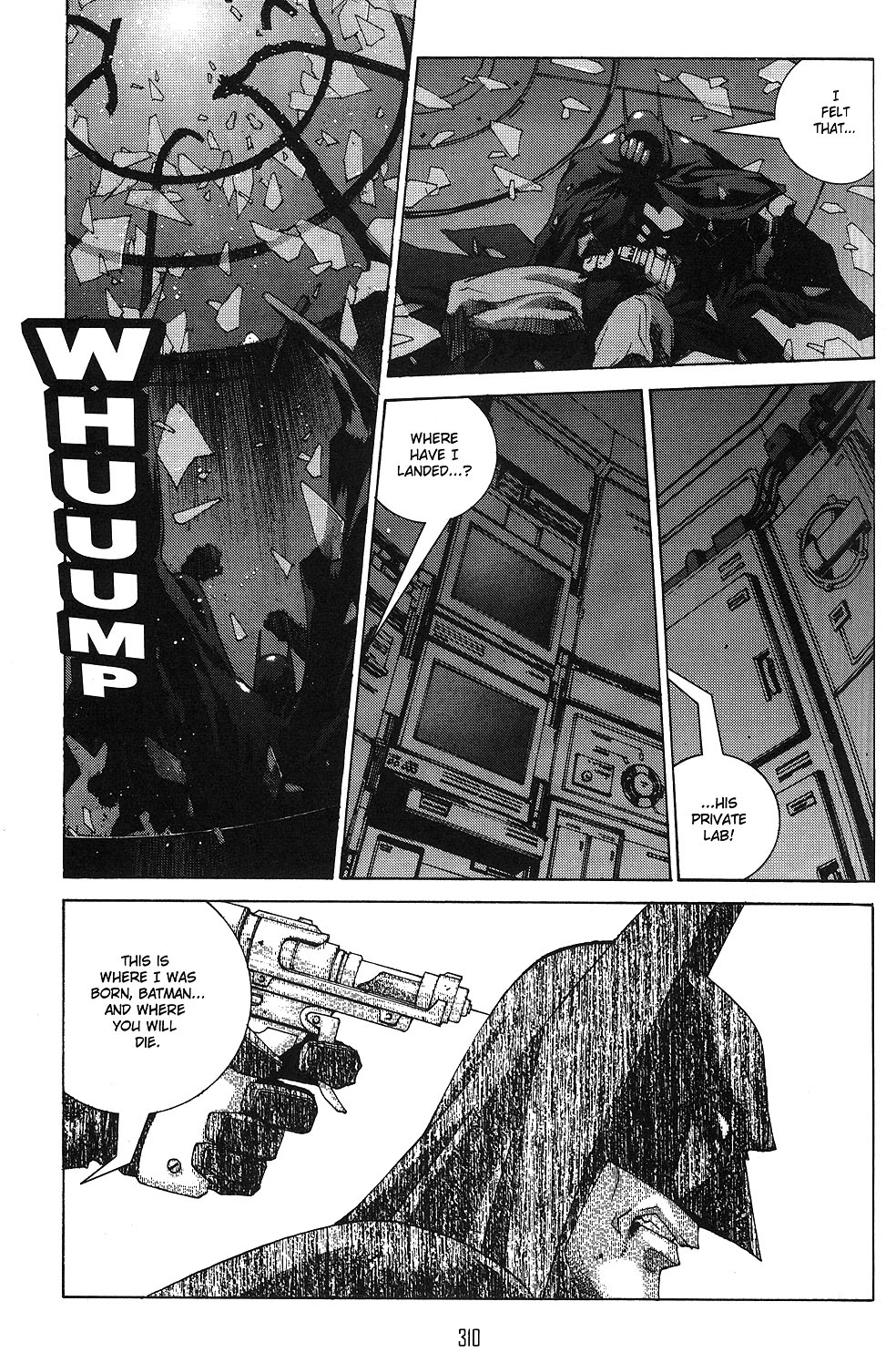 Read online Batman: Child of Dreams comic -  Issue # Full - 294