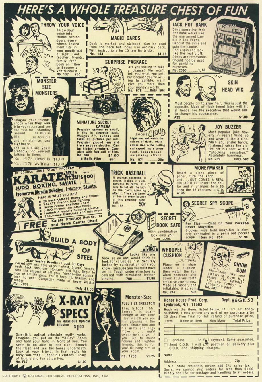 Aquaman (1962) Issue #45 #45 - English 2