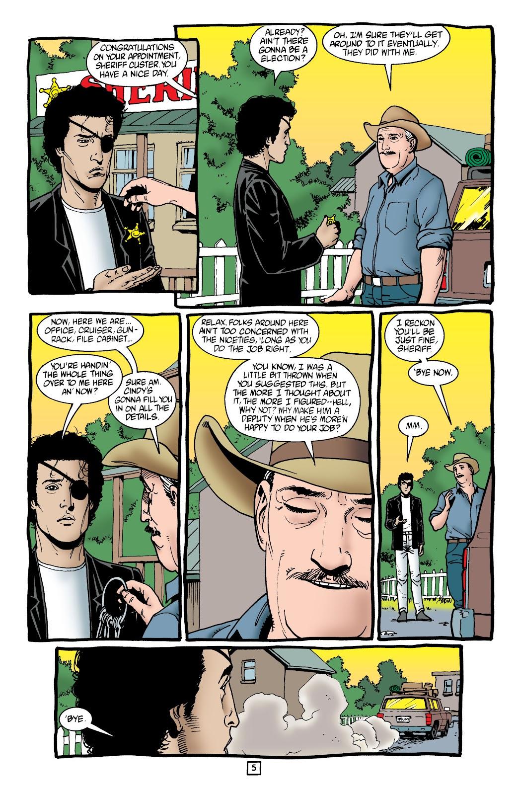Preacher Issue #42 #51 - English 6