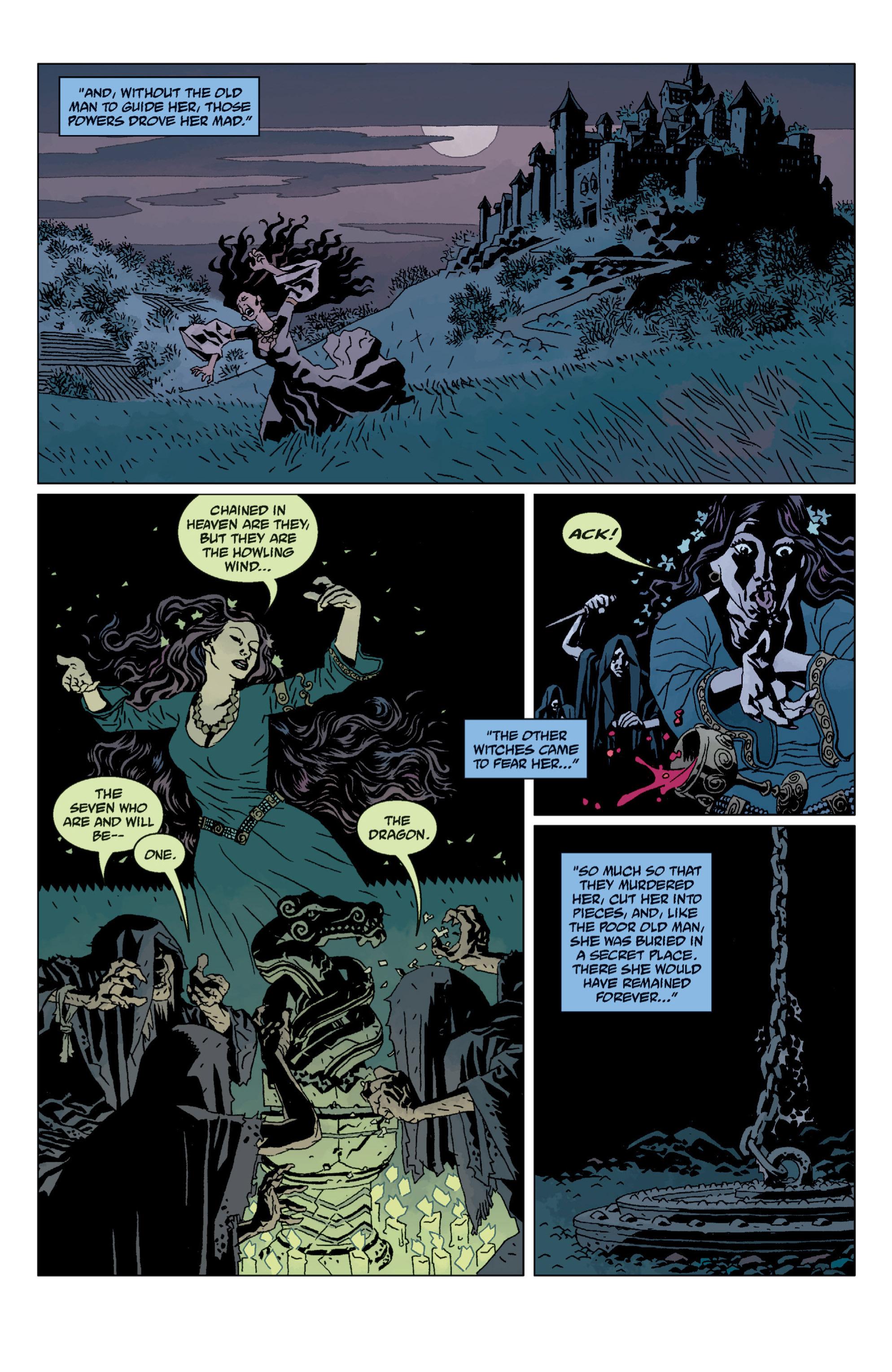 Hellboy chap 12 pic 37