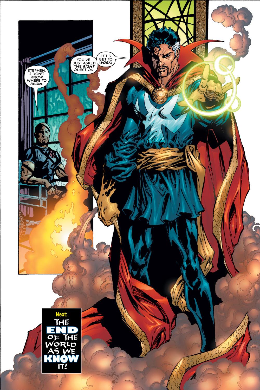 Excalibur (2004) Issue #13 #13 - English 24