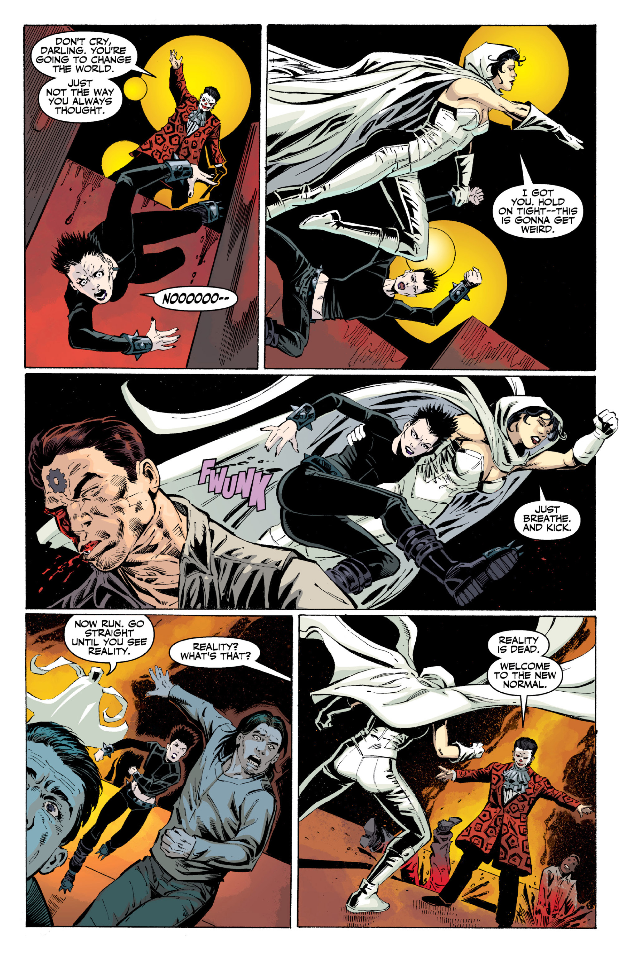 Read online Ghost (2013) comic -  Issue # TPB 2 - 89