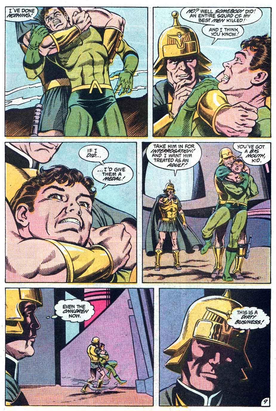 Aquaman (1989) Issue #2 #2 - English 10