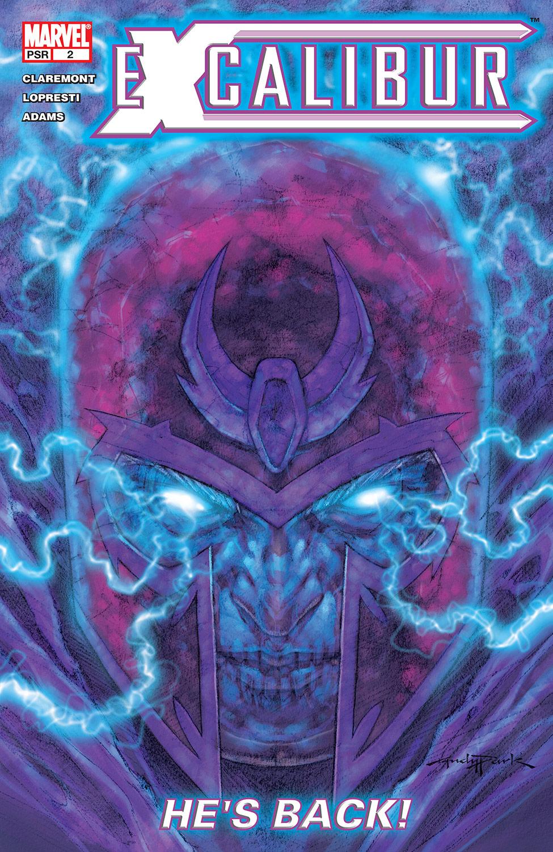 Excalibur (2004) Issue #2 #2 - English 1