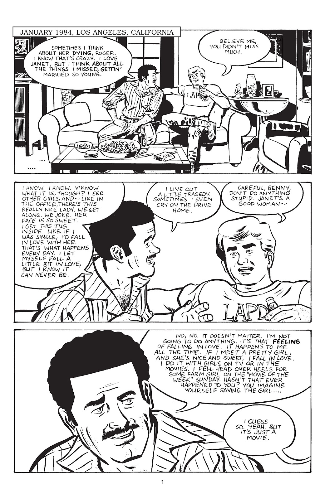 Stray Bullets Issue #21 #21 - English 3