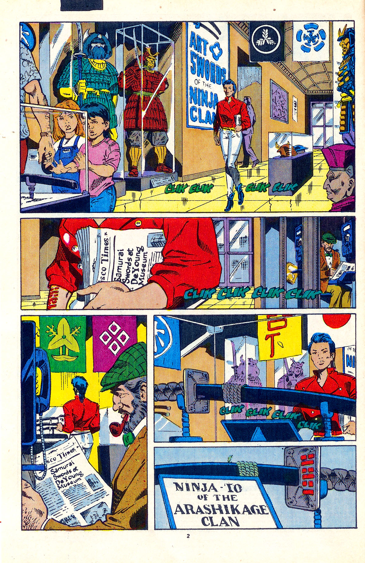 G.I. Joe: A Real American Hero 85 Page 2