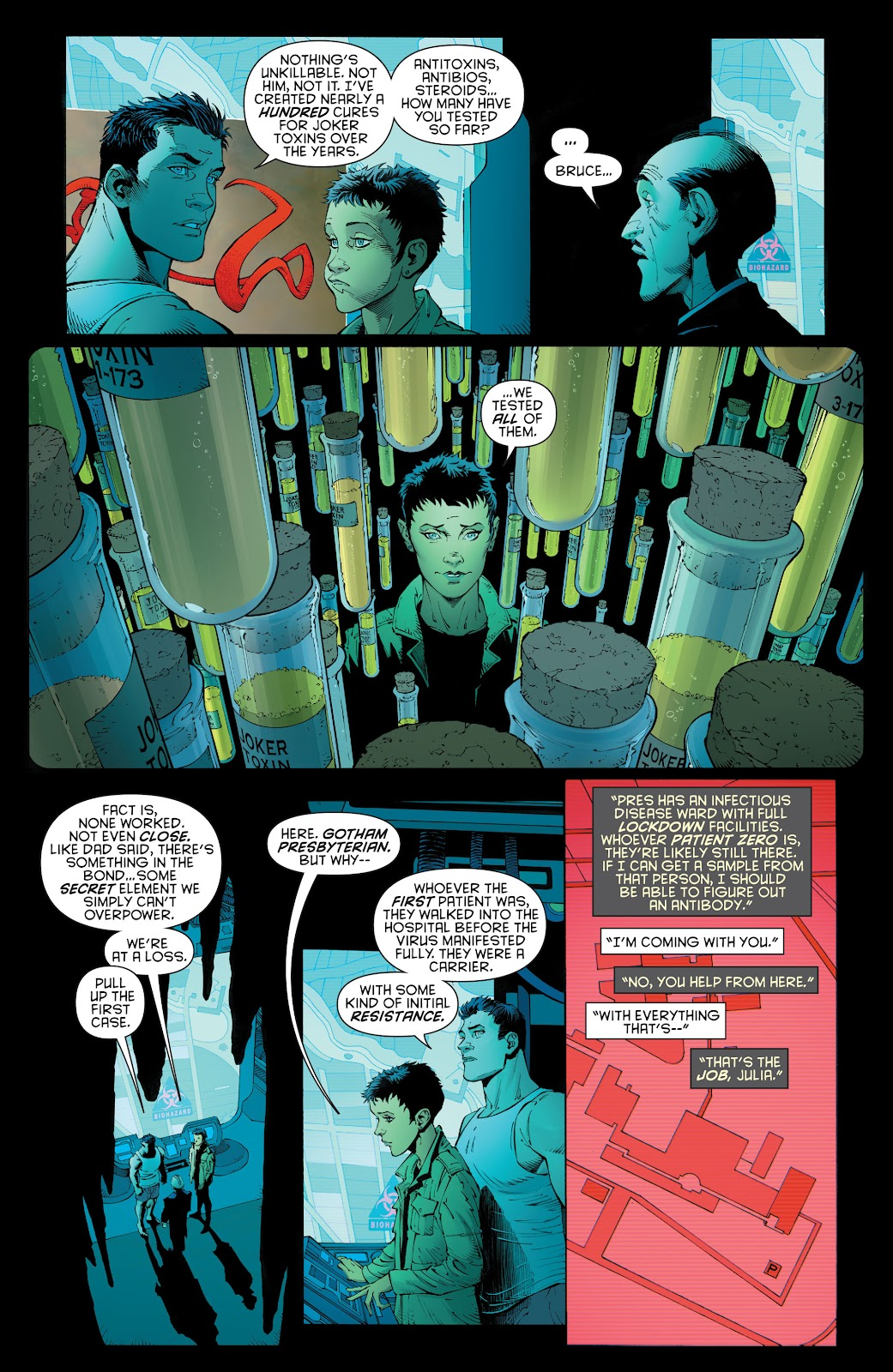 Batman (2011) Issue #37 #56 - English 5