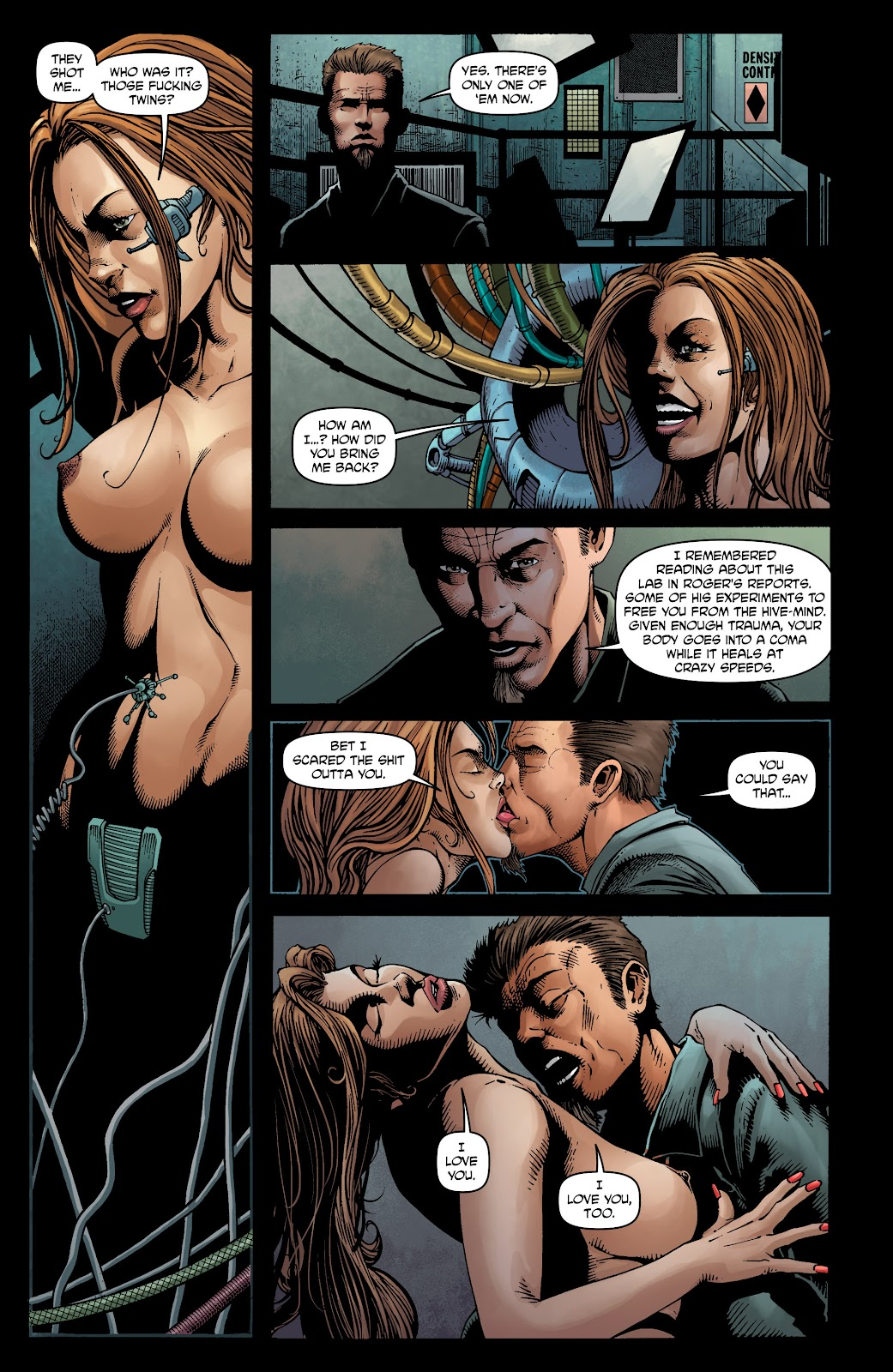 Webwitch (2015) Issue #4 #4 - English 7